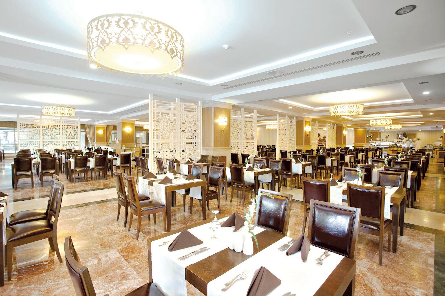 Hotel Aydinbey Kings Palace - 5* 5 *