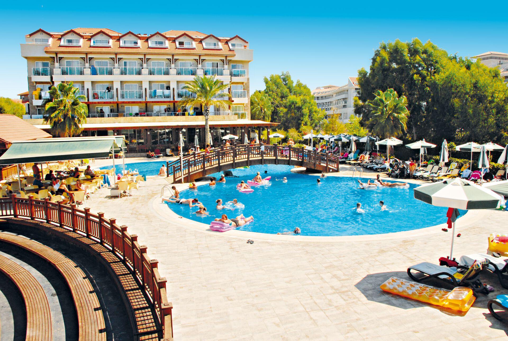 Hotel Seher Resort & Spa - 5*