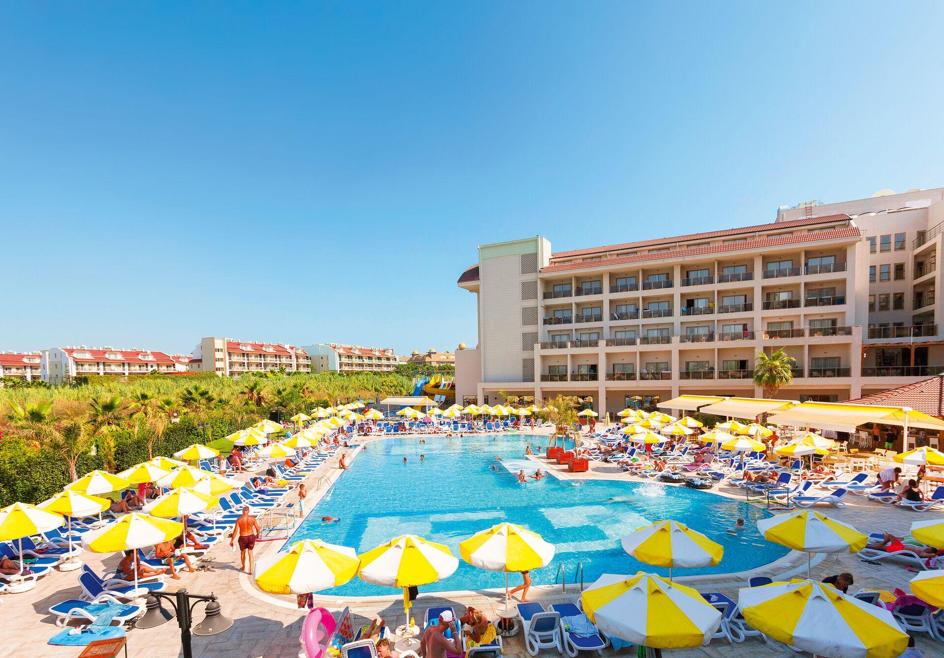 Séjour Turquie - Seher Sun Palace Resort & Spa - 5*
