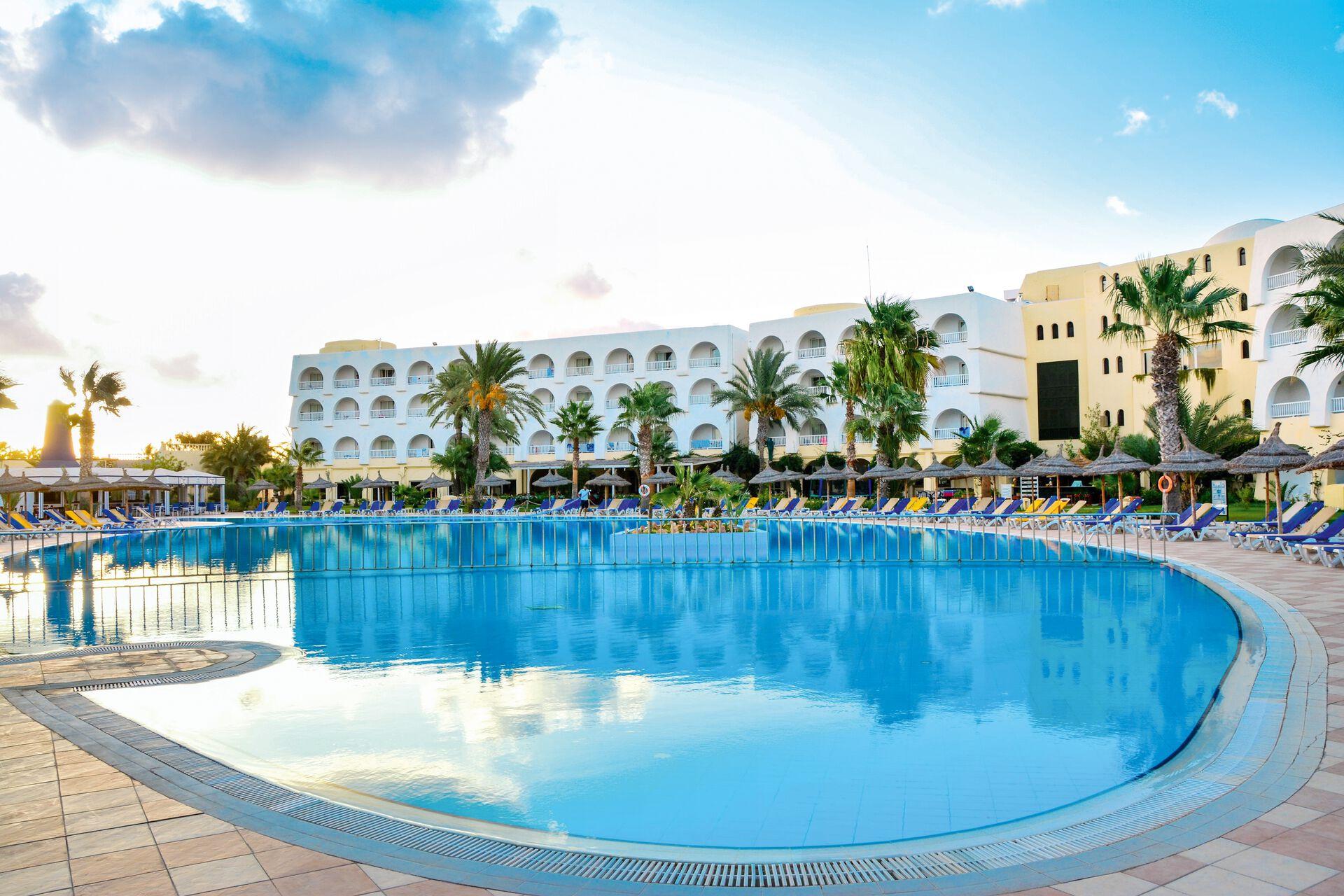 Sidi Mansour Resort & Spa - 4*