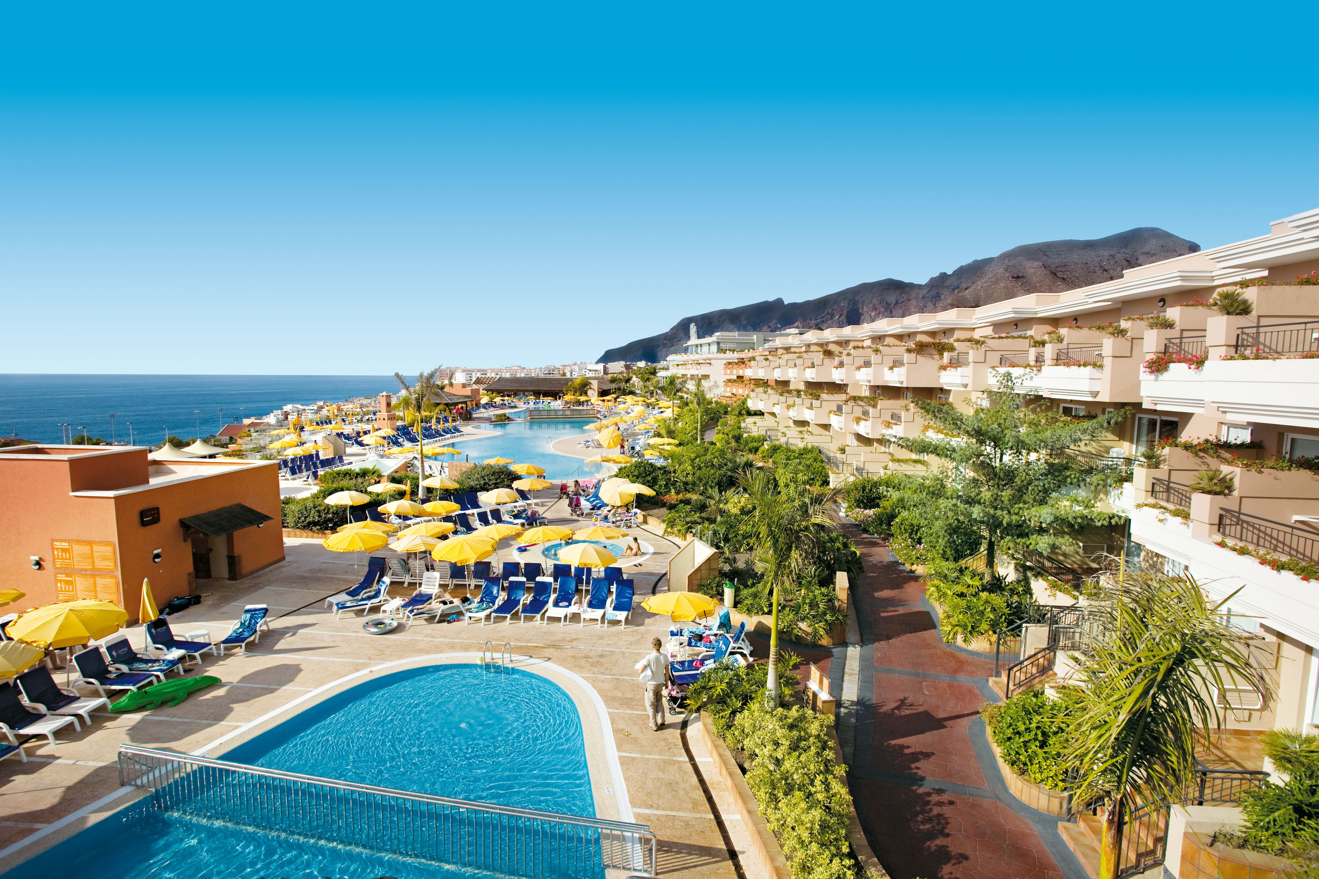 Séjour Canaries - Landmar Costa Los Gigantes - 4*