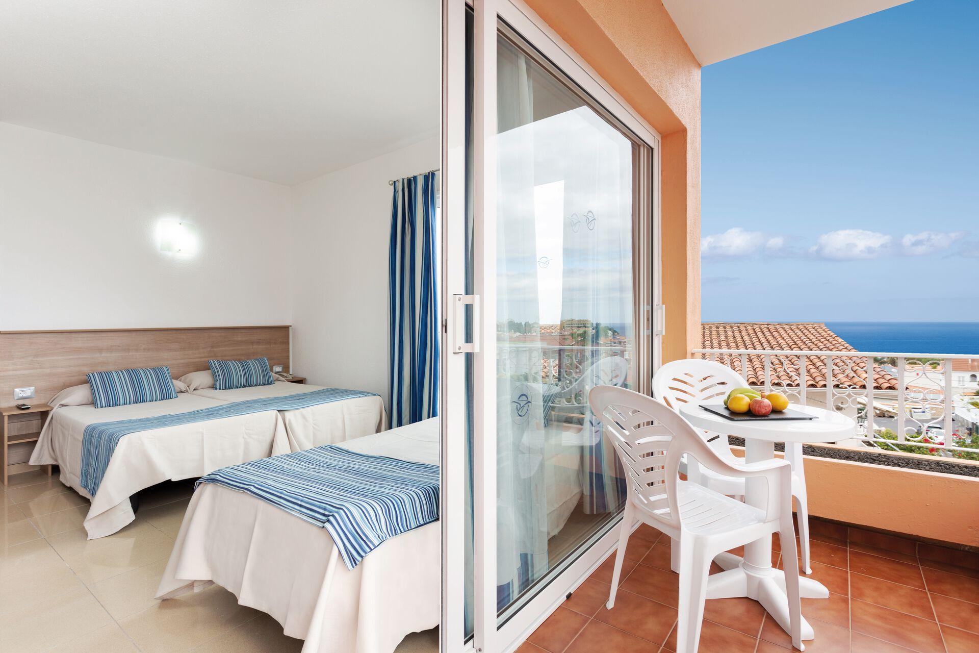 Canaries - Tenerife - Espagne - Hôtel Globales Acuario 2*