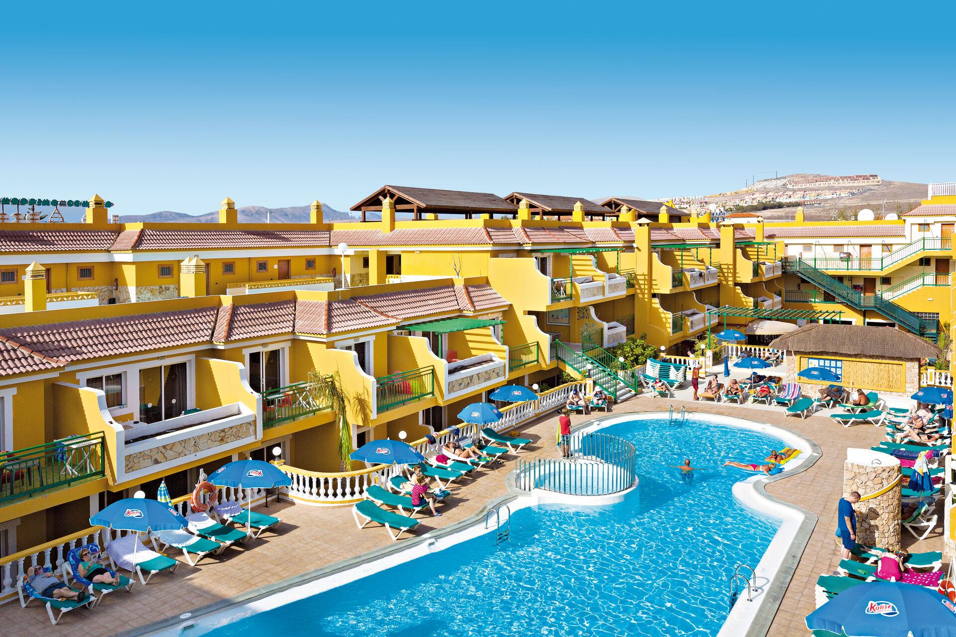Séjour Fuerteventura - Aparthôtel Caleta Garden - 2*