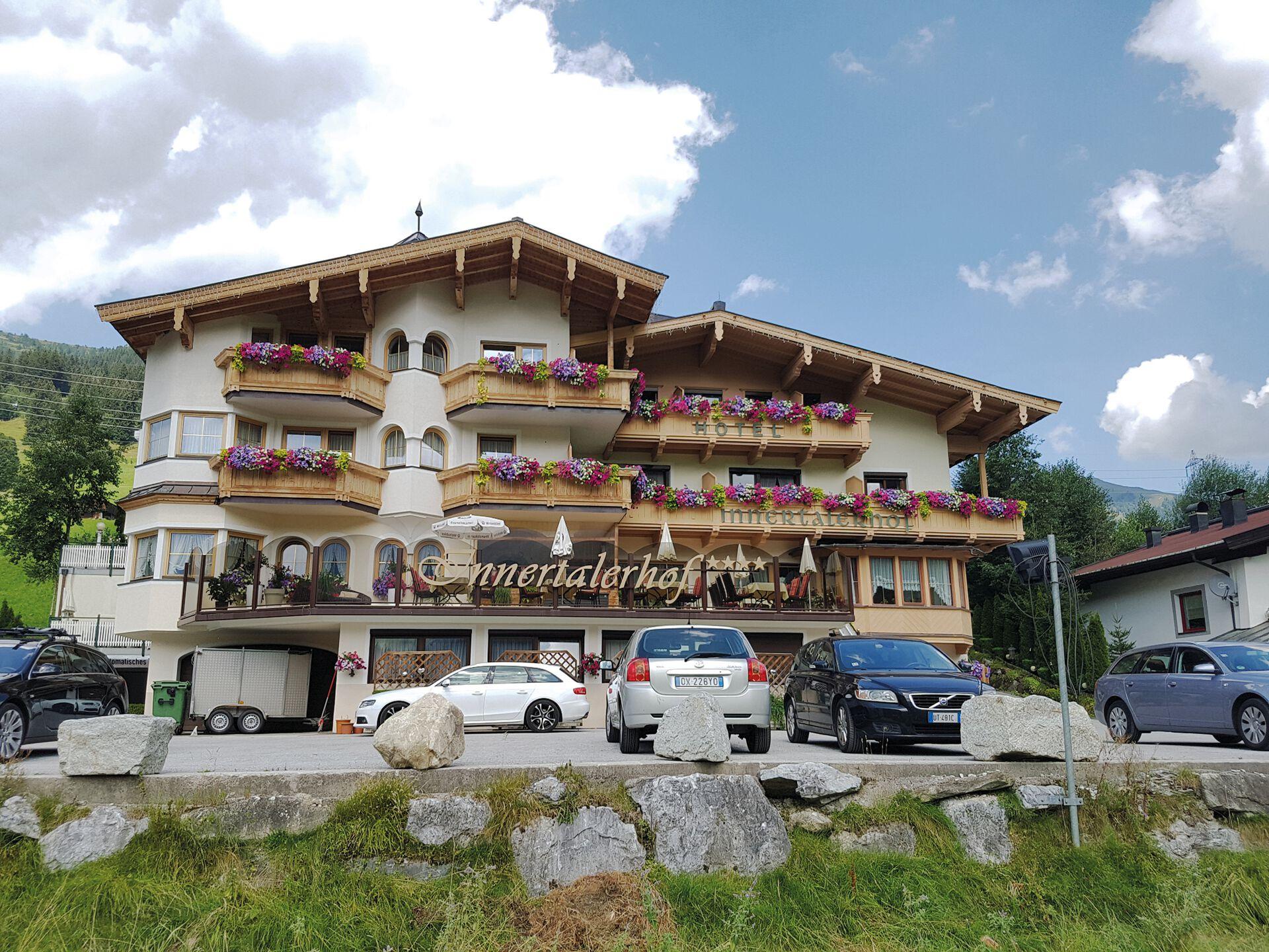 Ihr 4*-Hotel Innertalerhof