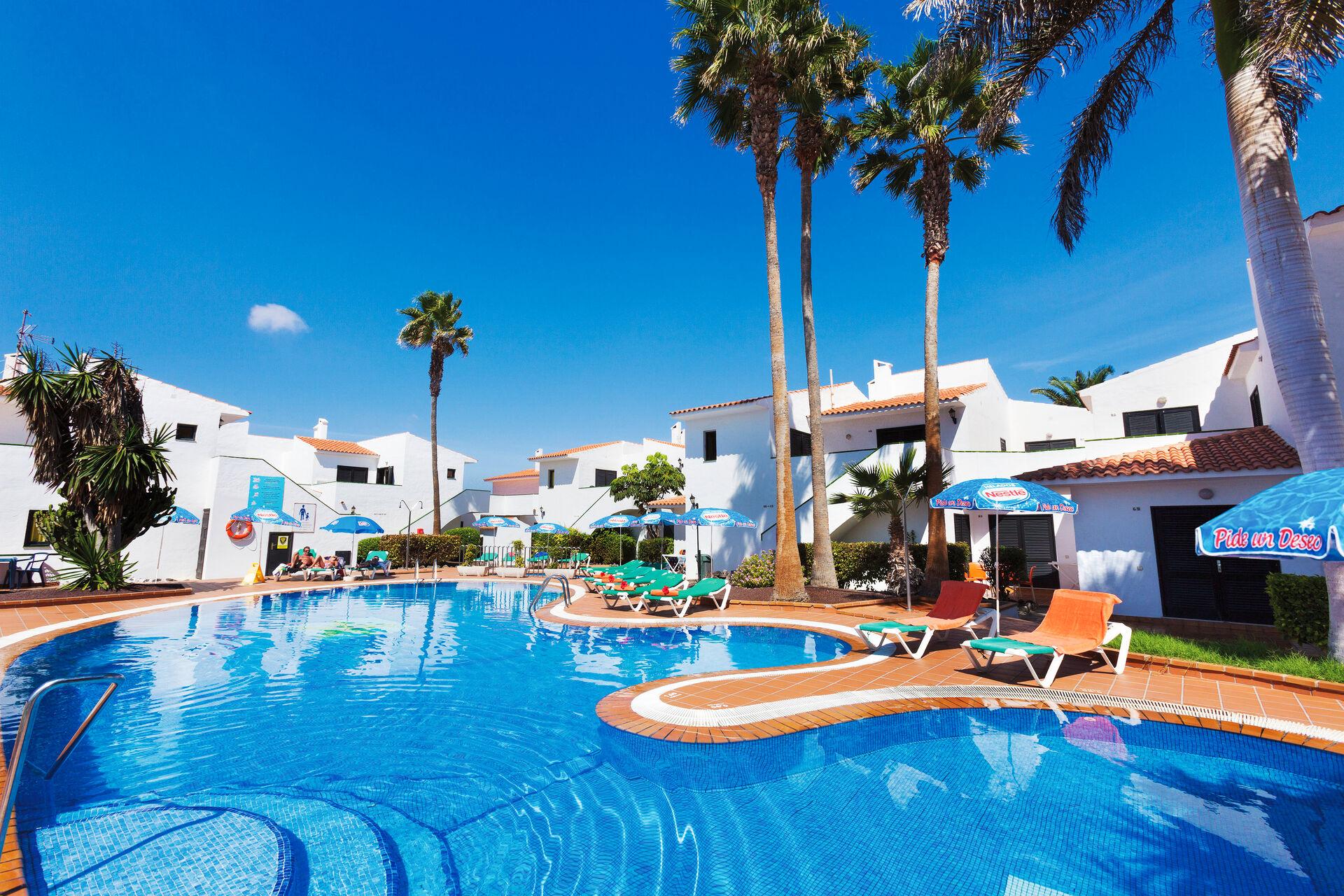 Séjour Canaries - Appartements Puerto Caleta - 2*