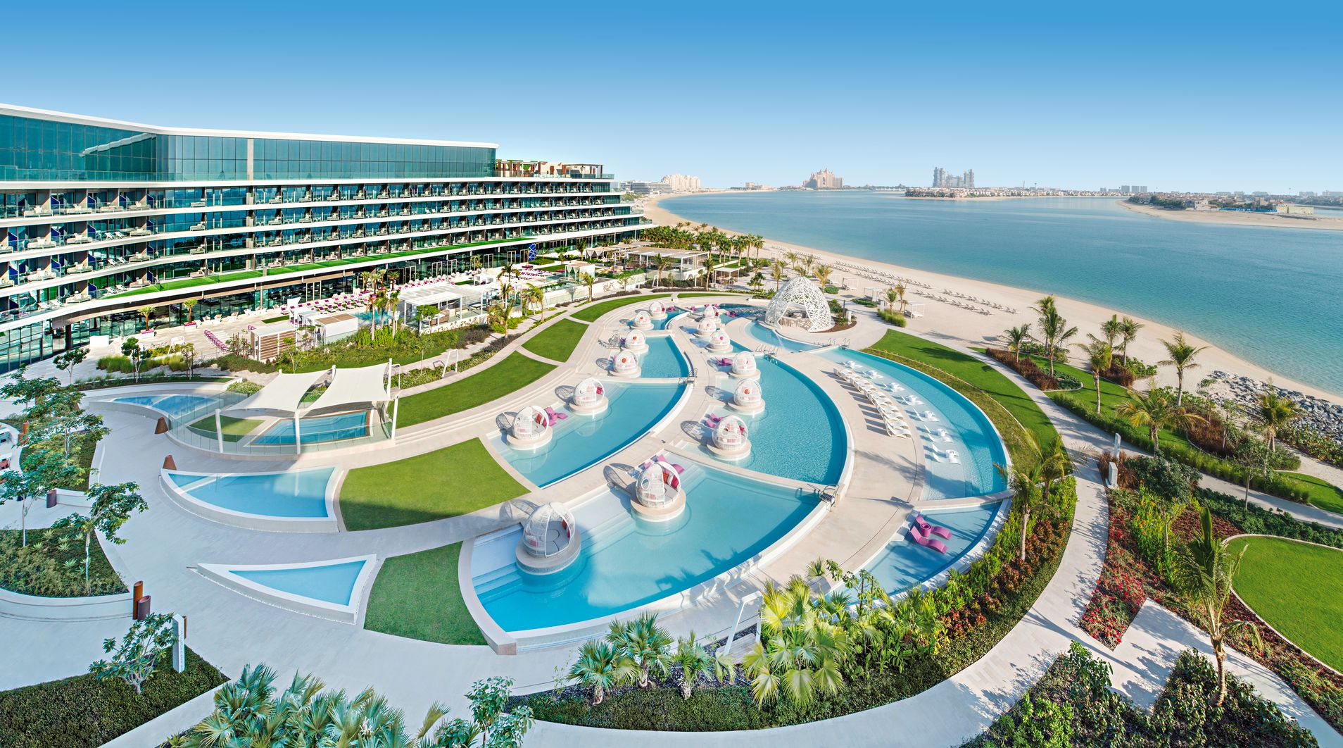 Séjour Emirats Arabes Unis - W Dubai - The Palm - 5*