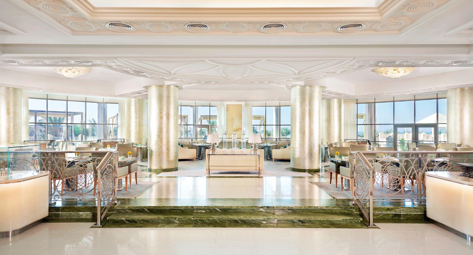 Emirats Arabes Unis - Ras Al Khaimah - Hôtel Waldorf Astoria Ras Al Khaimah 5*