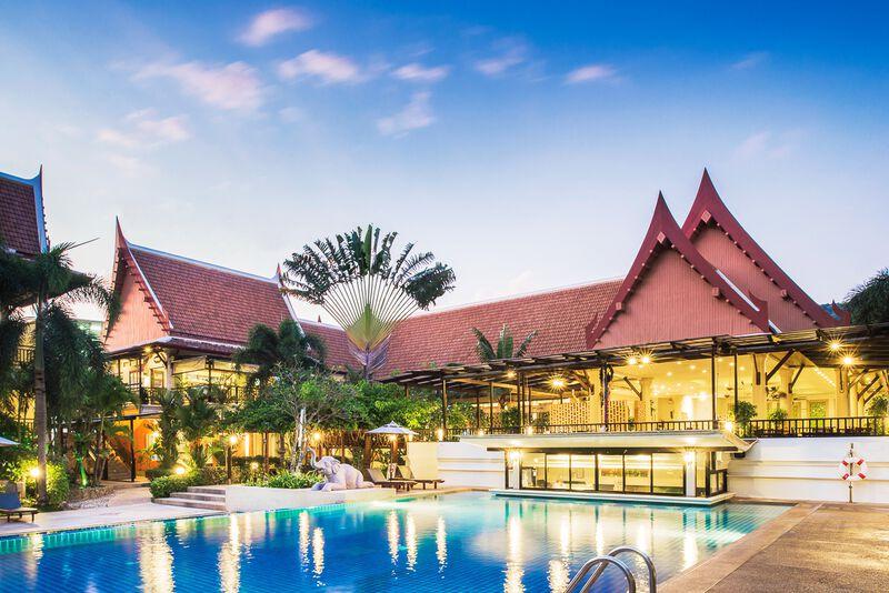Deevana Patong Resort & Spa - 3*