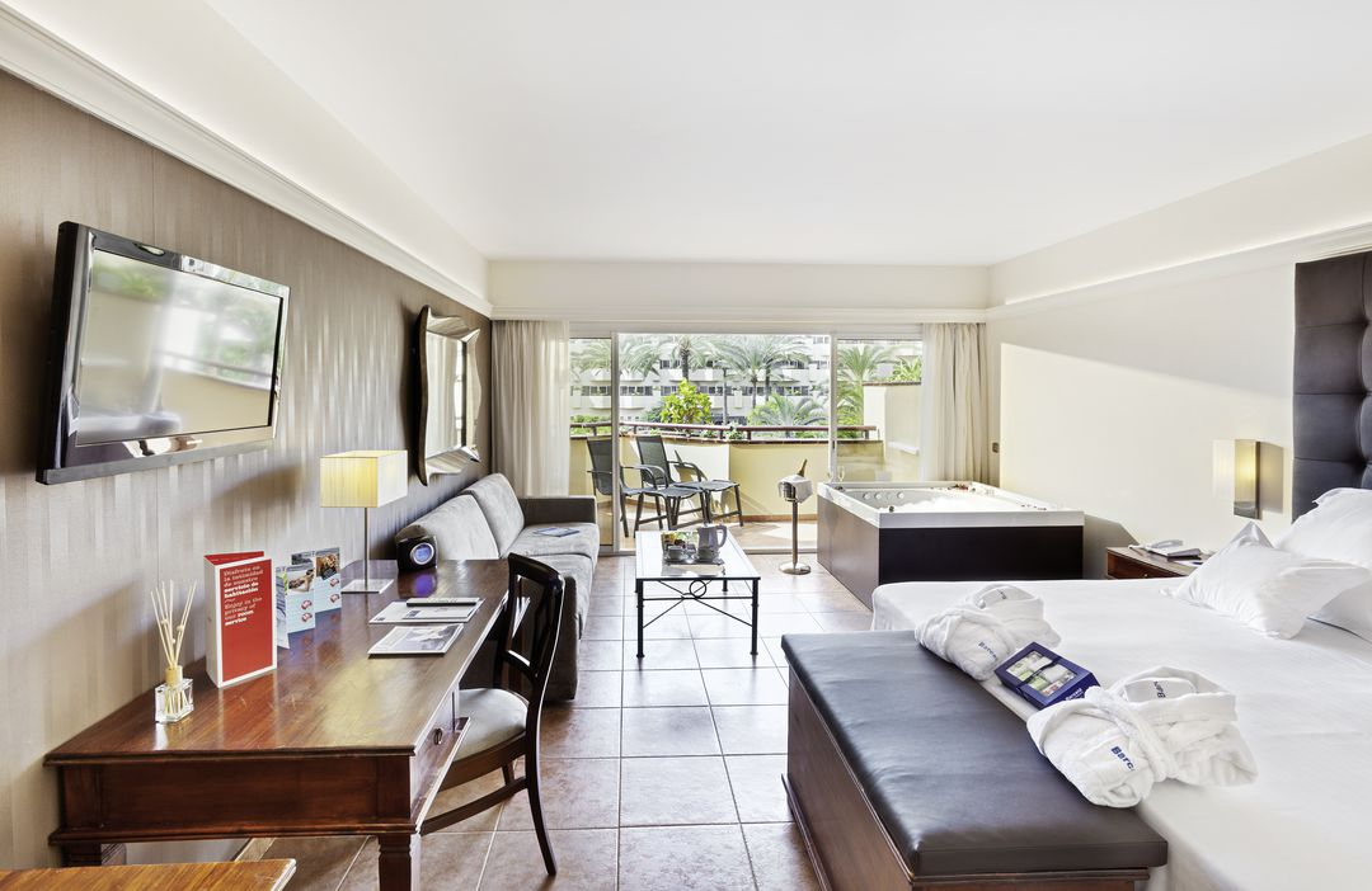Hôtel Barceló Corralejo Bay - chambre double
