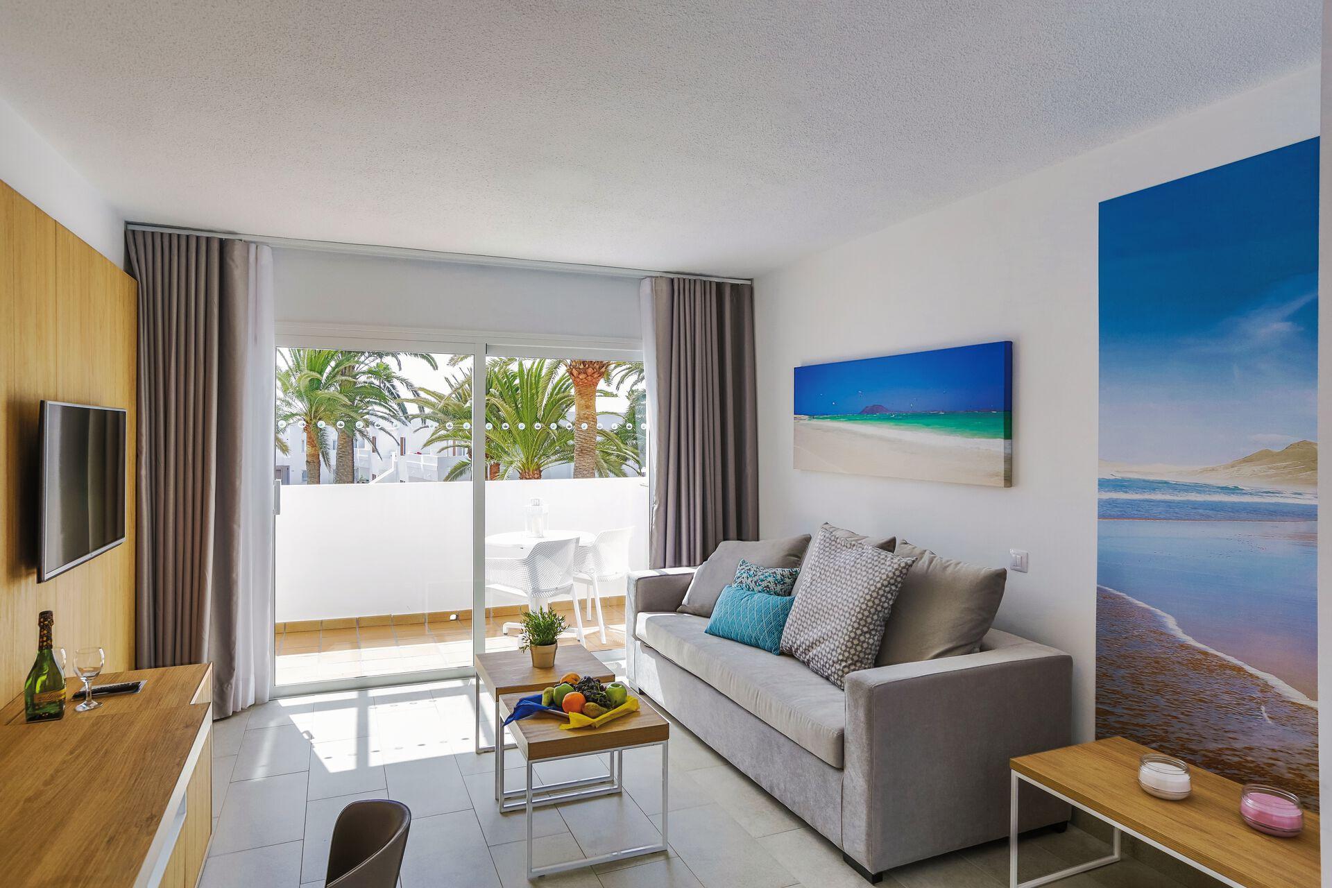Wohnbeispiel in Ihrem 4-Sterne-Hotel LABRANDA Corralejo Village