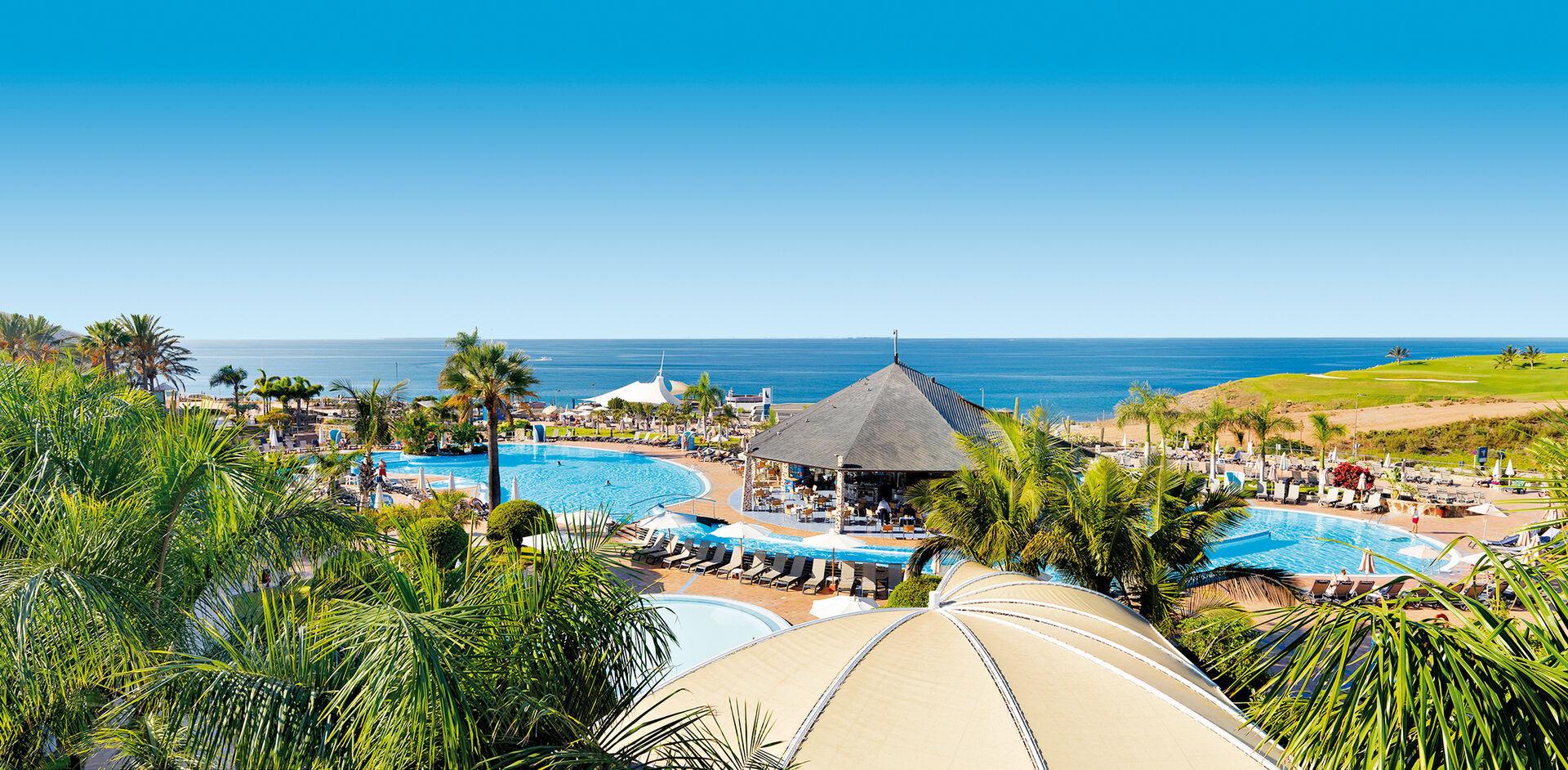 Séjour Las Palmas - Hôtel H10 Playa Meloneras Palace - 5*