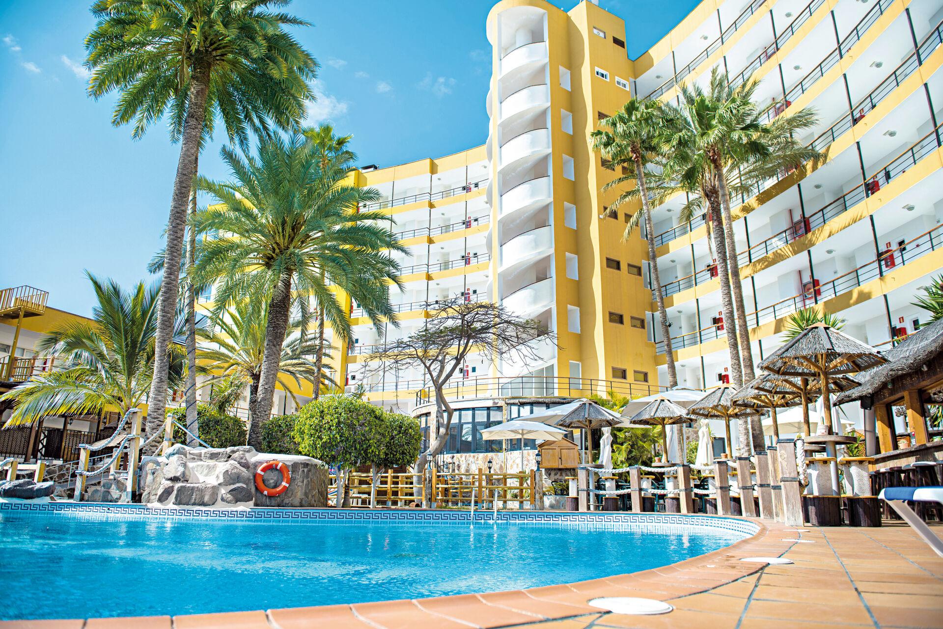 Séjour Las Palmas - Aparthotel Maritim Playa - 3*