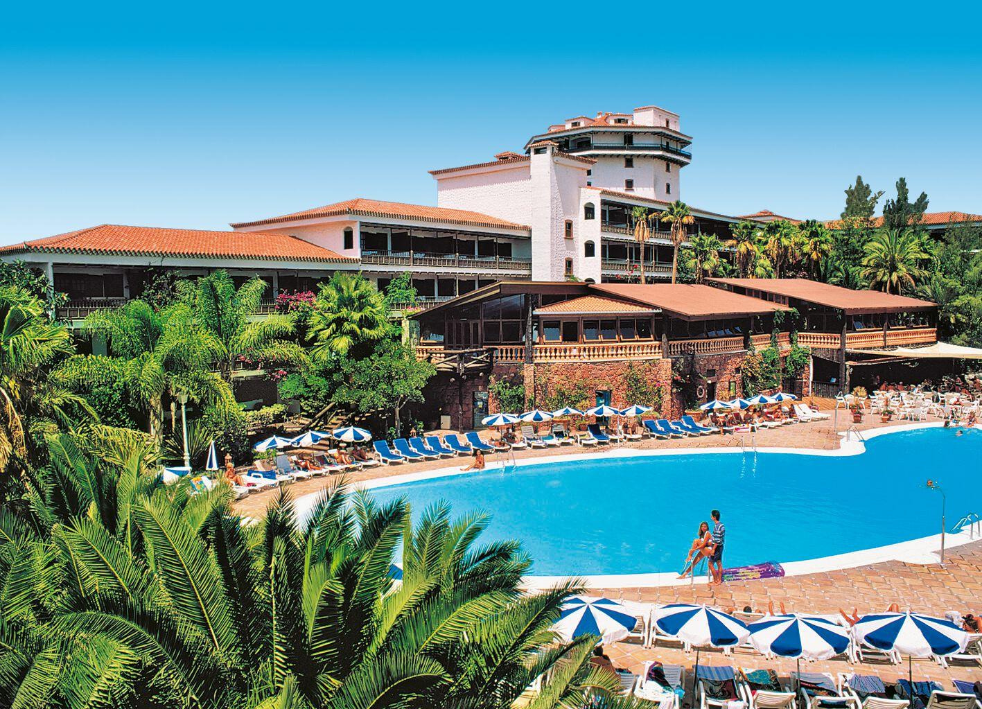 Séjour Las Palmas - Parque Tropical - 4*