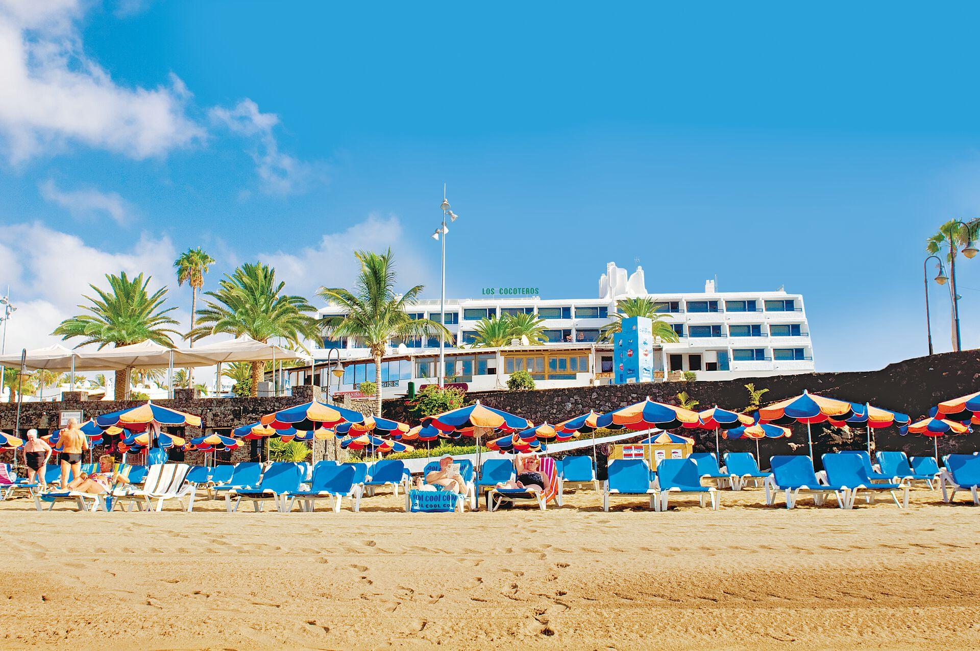 Séjour Lanzarote - Appartements LABRANDA Los Cocoteros - 2*