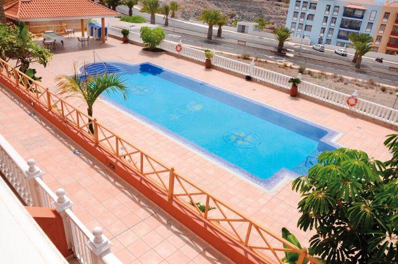 Canaries - Tenerife - Espagne - Hôtel Callaomar Apartments