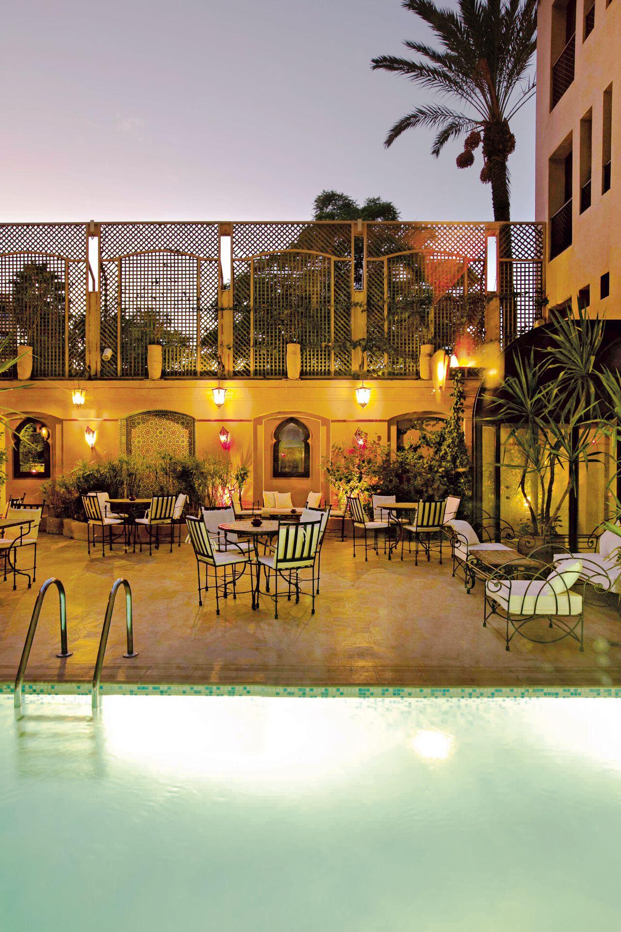 Séjour Marrakech - Hotel Nassim - 4*