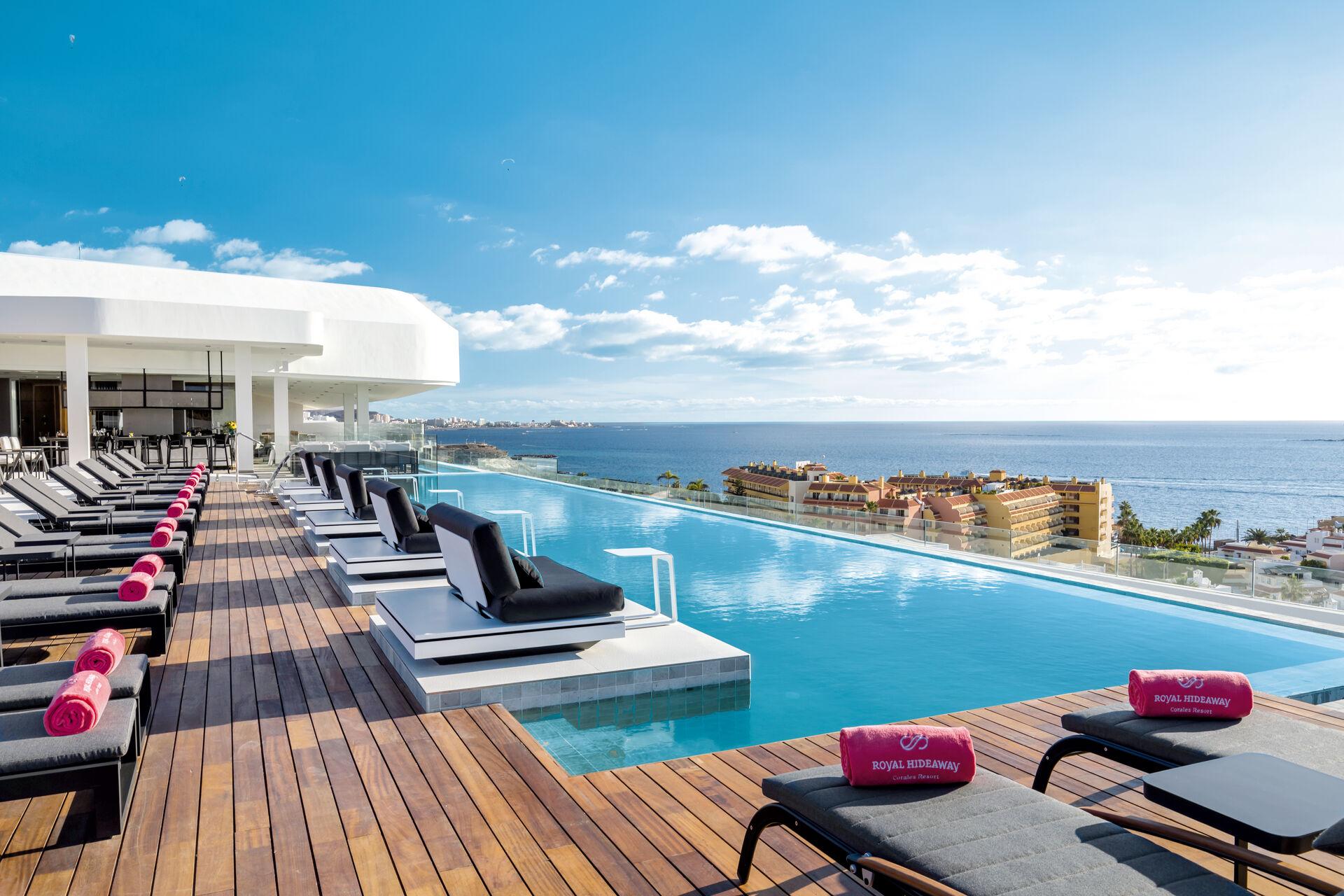 Séjour Tenerife - Hotel Royal Hideaway Corales Beach - 5*