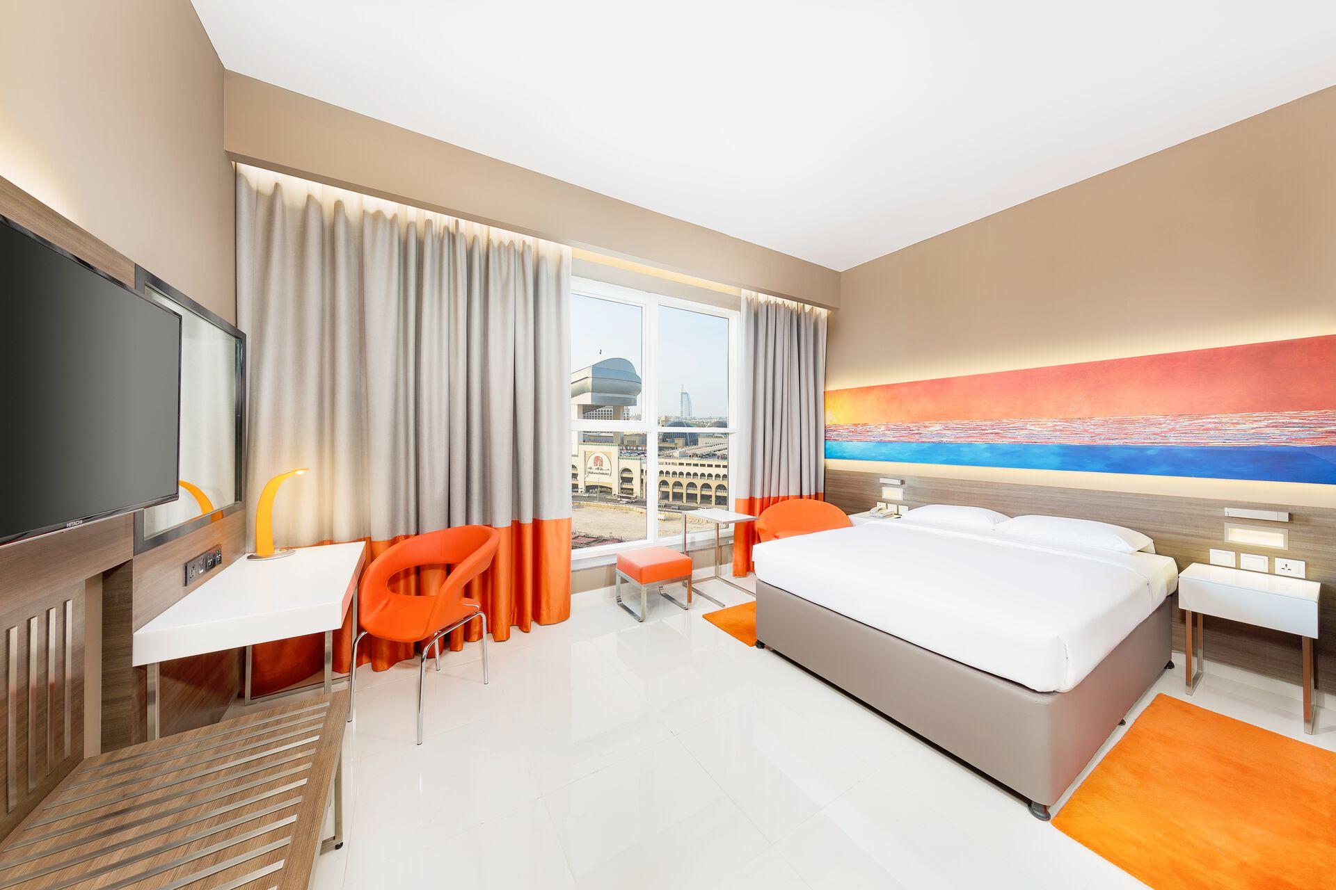Citymax Hotel Al Barsha - chambre double