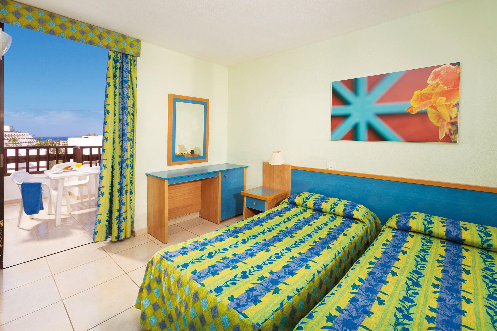 Canaries - Tenerife - Espagne - Hôtel Paraiso del Sol 2*