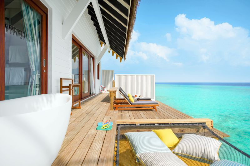 SAii Lagoon Maldives, Curio Collection by Hilton - 4*