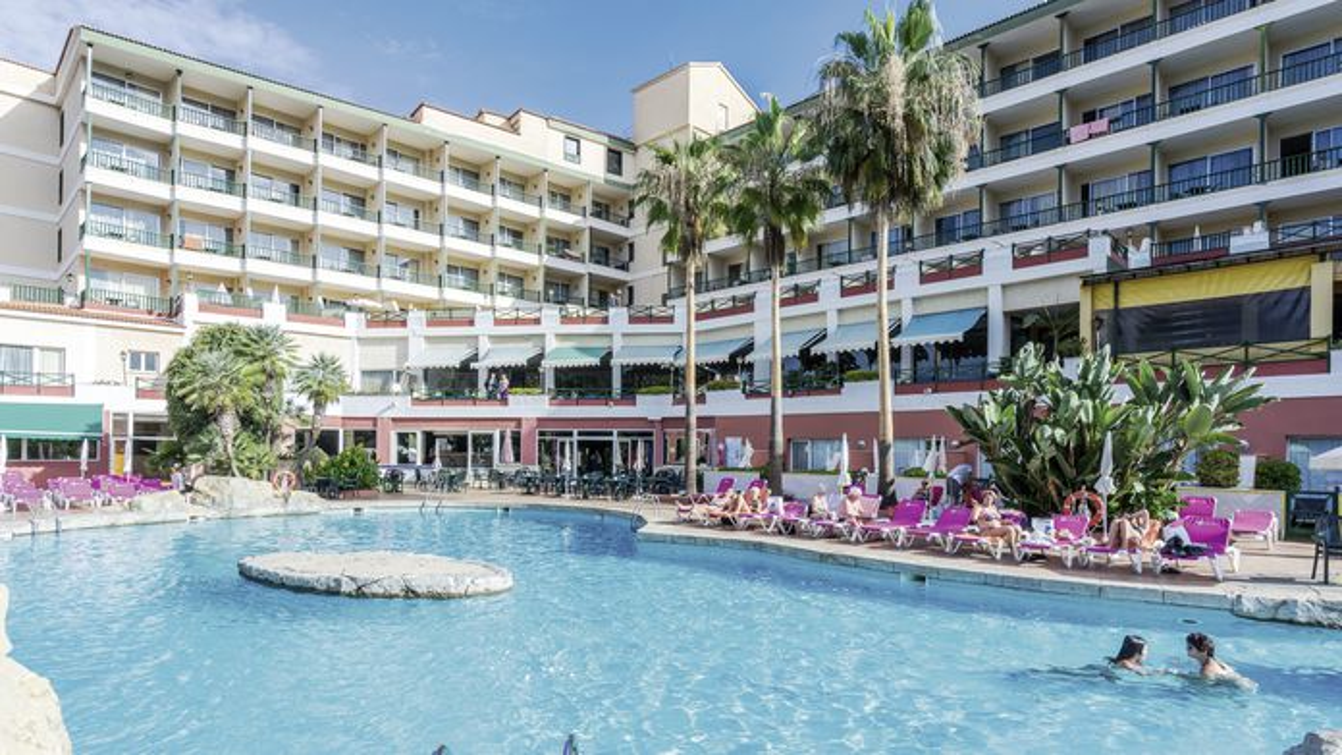 Séjour Tenerife - Hotel Blue Sea Costa Jardin & Spa - 4*