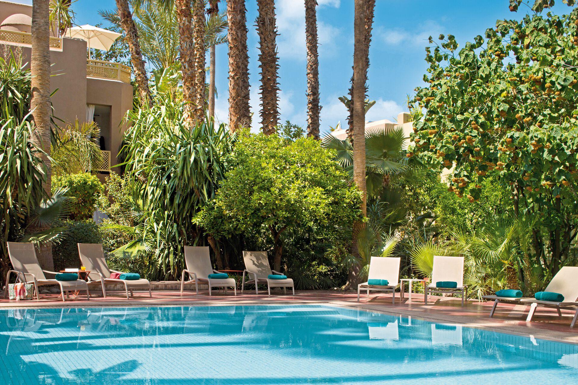 Séjour Marrakech - Les Jardins de la Medina - 0*