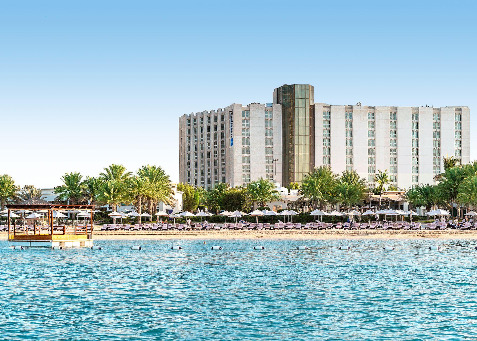 Séjour Abu Dhabi - Radisson Blu Hotel & Resort Abu Dhabi Corniche - 5*