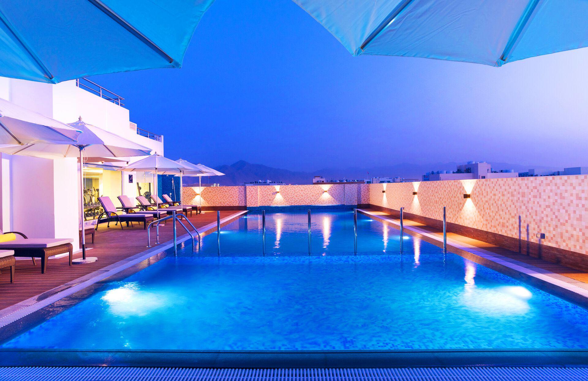 Oman - Centara Muscat Hôtel 4*