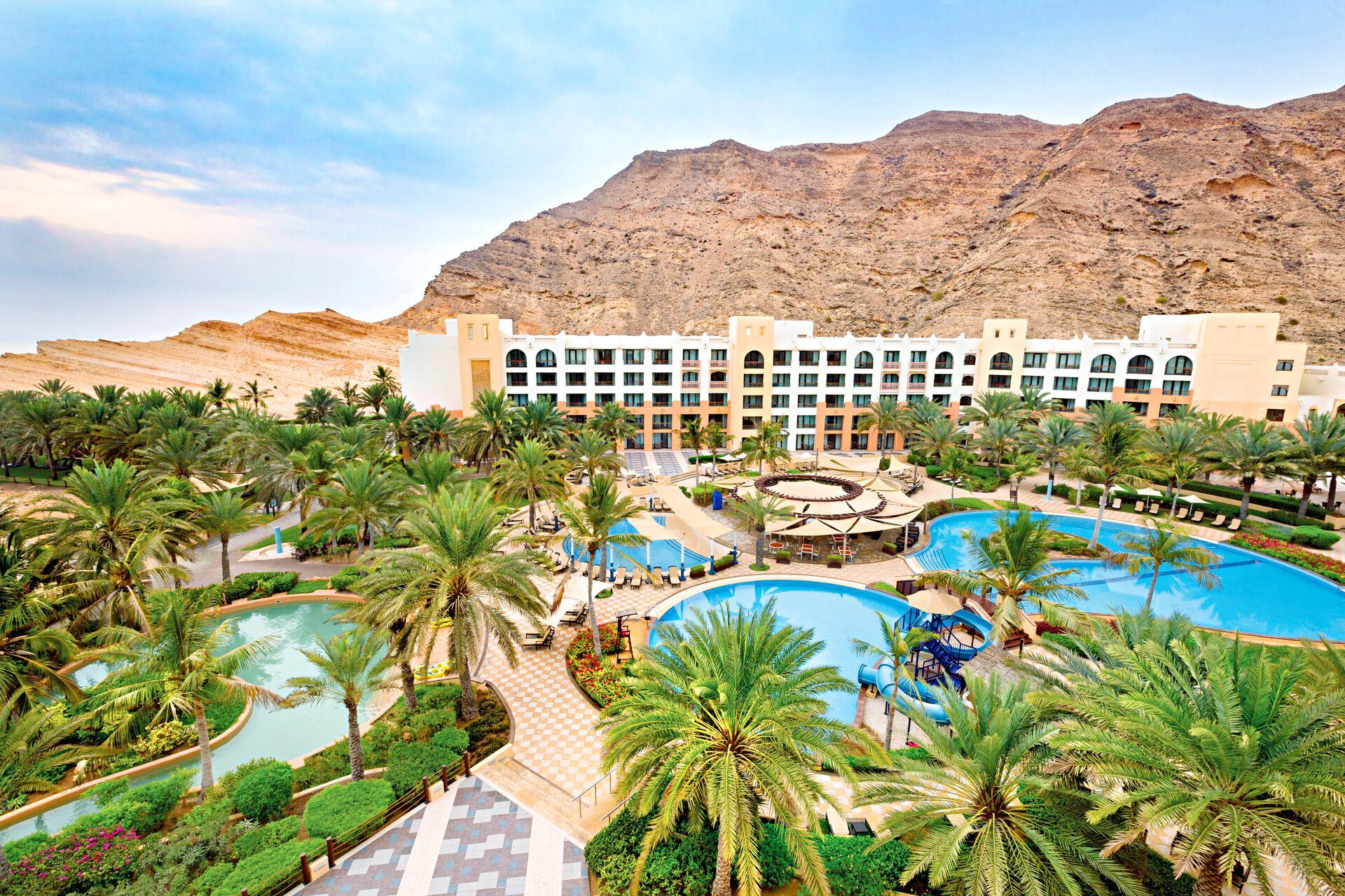 Hôtel Shangri-La Barr Al Jissah Resort et Spa - Al Waha 5*