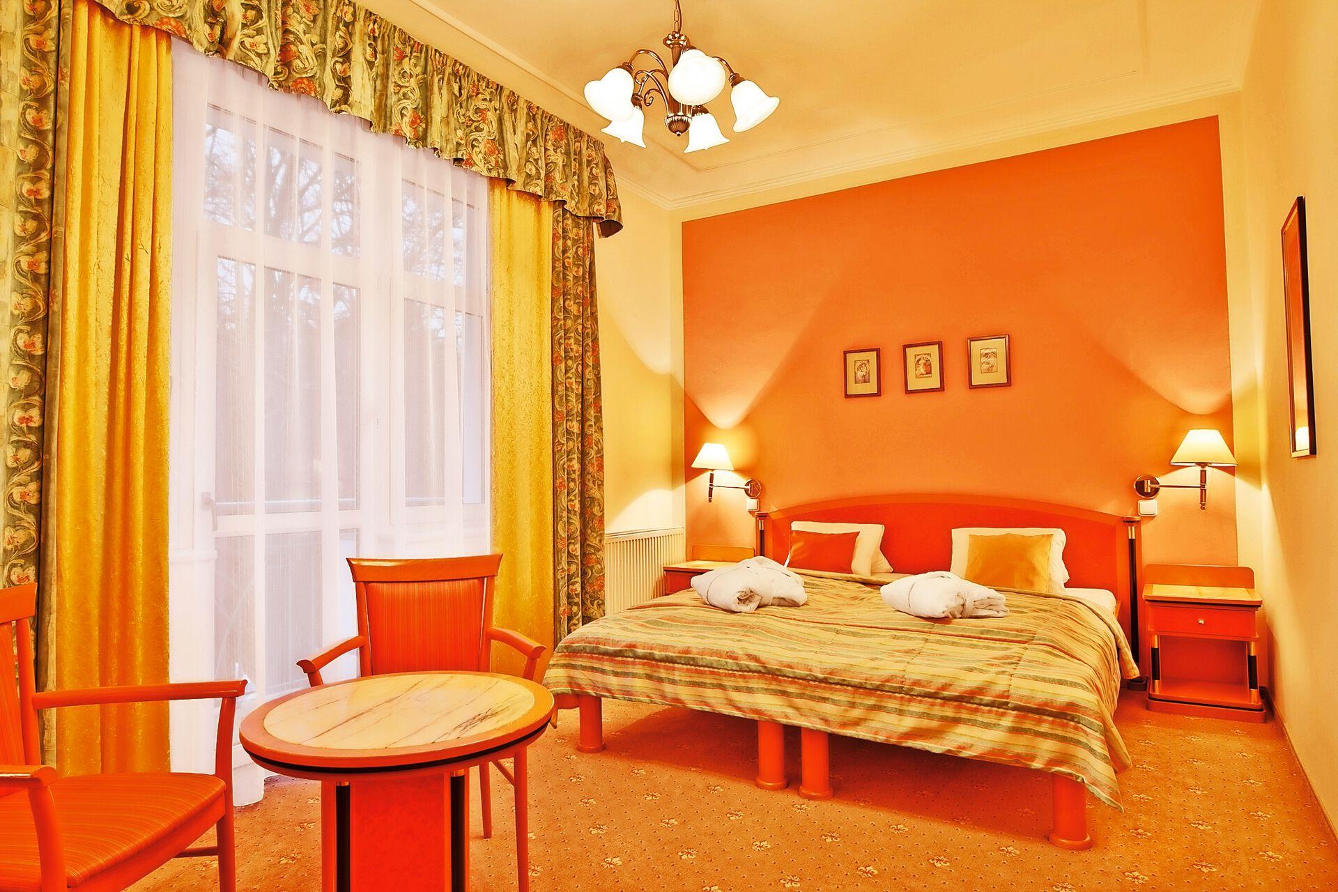 Wohnbeispiel in Ihrem 4 Sterne Villa Savoy Spa Park Hotel