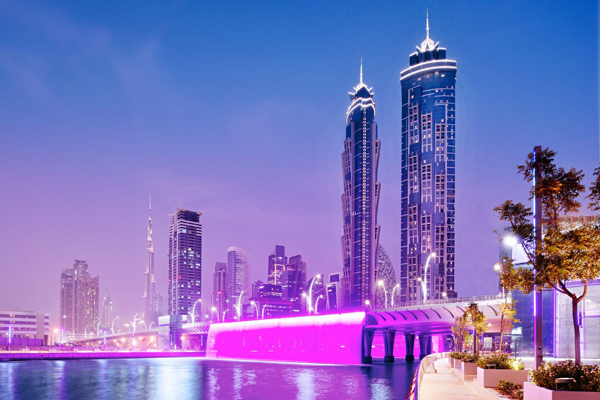 Hôtel JW Marriott Marquis Dubaï 5* - Expo 2021