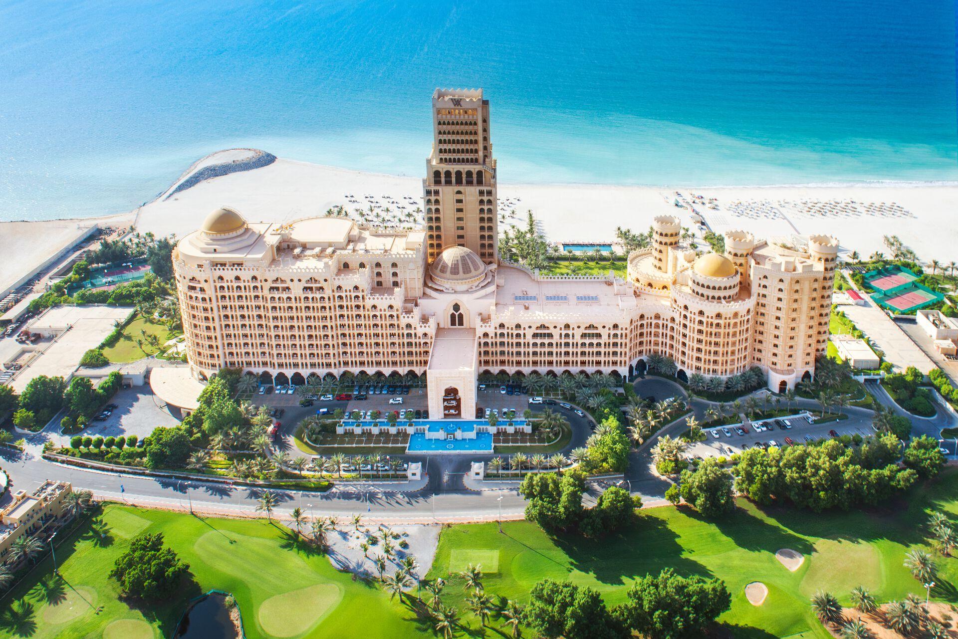 Séjour Ras Al Khaimah - Waldorf Astoria Ras Al Khaimah - 5*