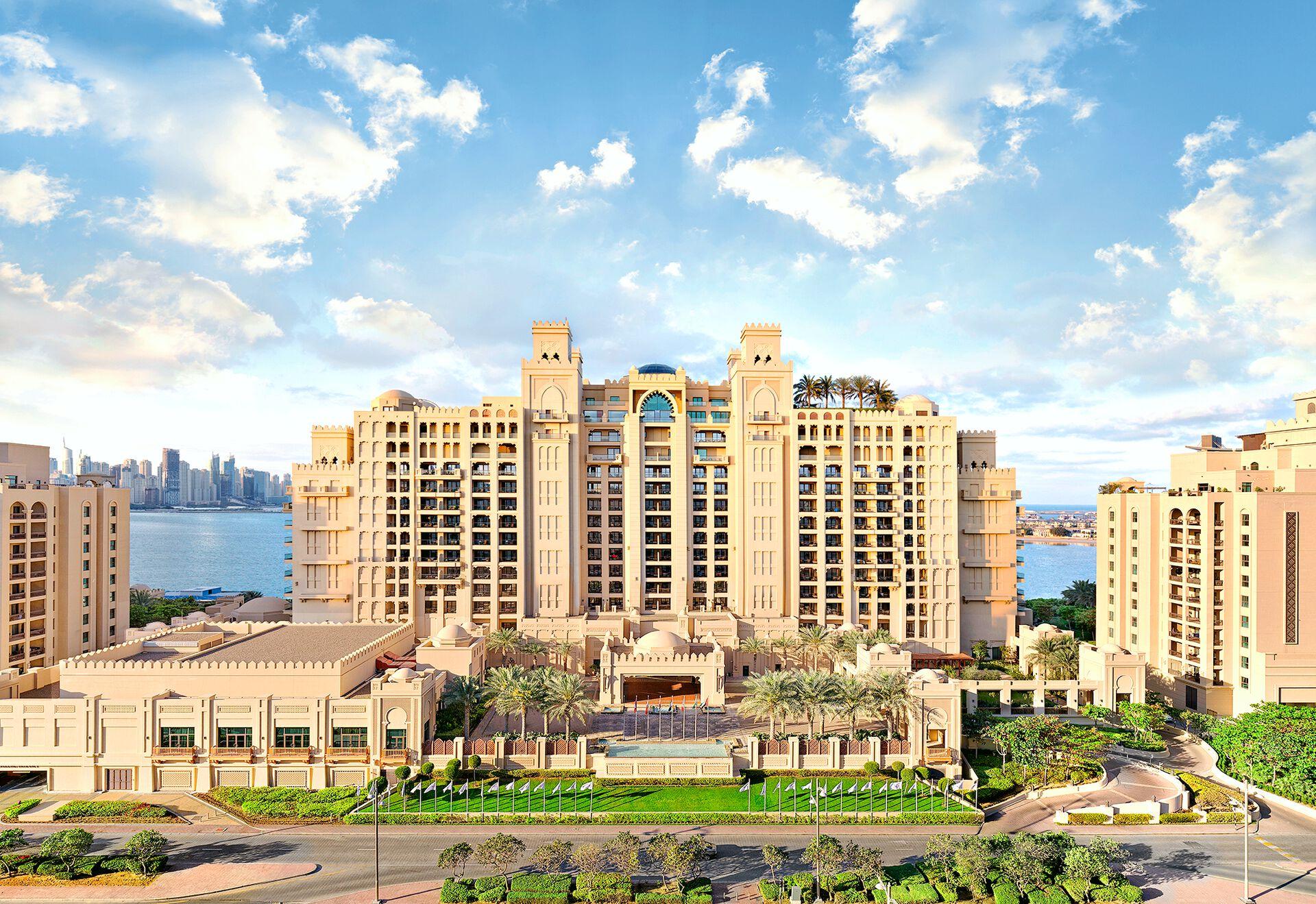 Séjour Emirats Arabes Unis - Fairmont The Palm - 5*