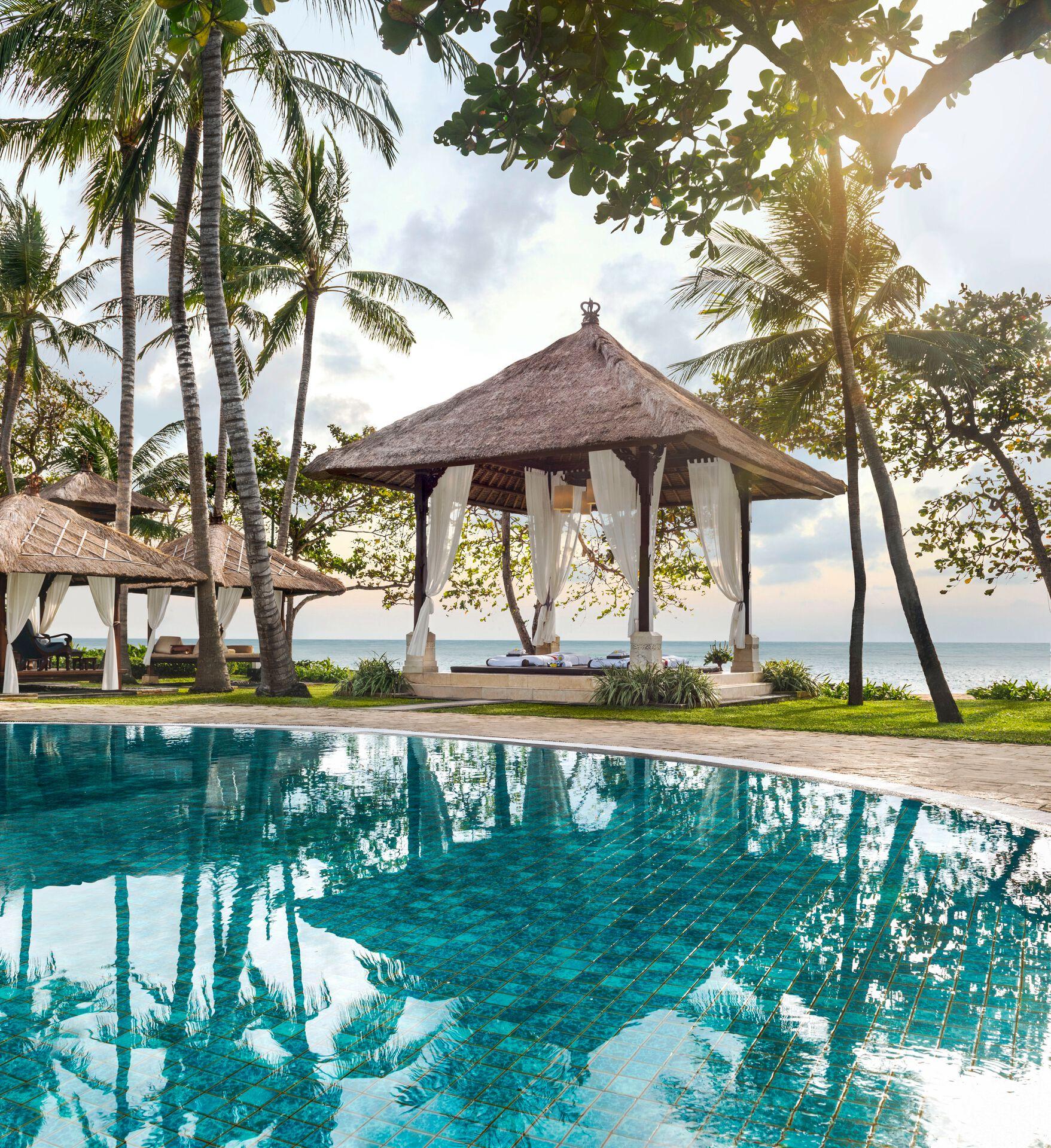 Bali - Indonésie - Hôtel The Laguna, A Luxury Collection Resort & Spa - Ch. De Luxe Garden View 5*