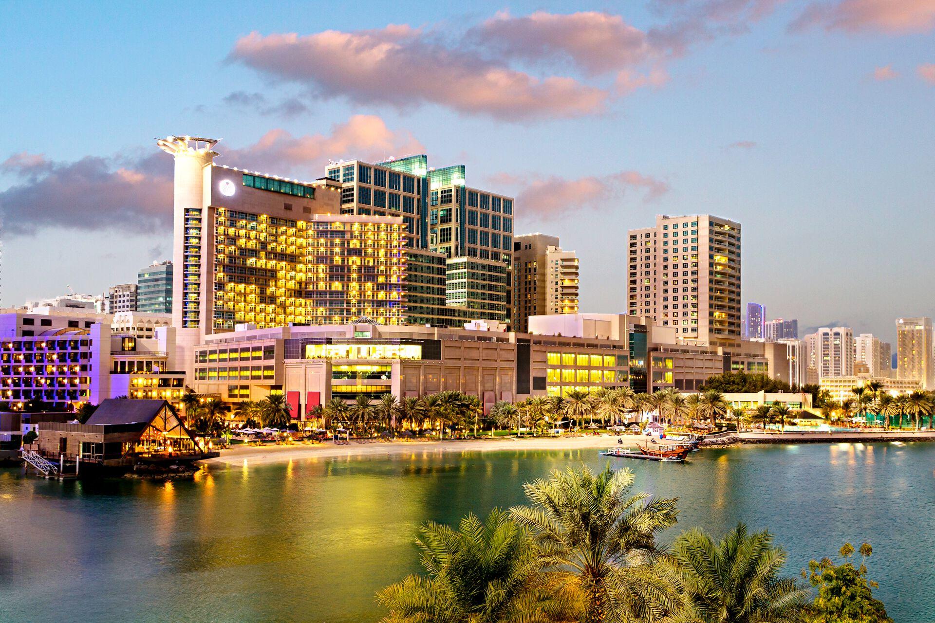 Beach Rotana Abu Dhabi - 5*