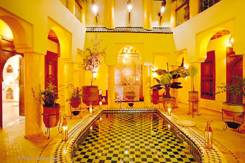 Séjour Marrakech - Riad Alida - 0*