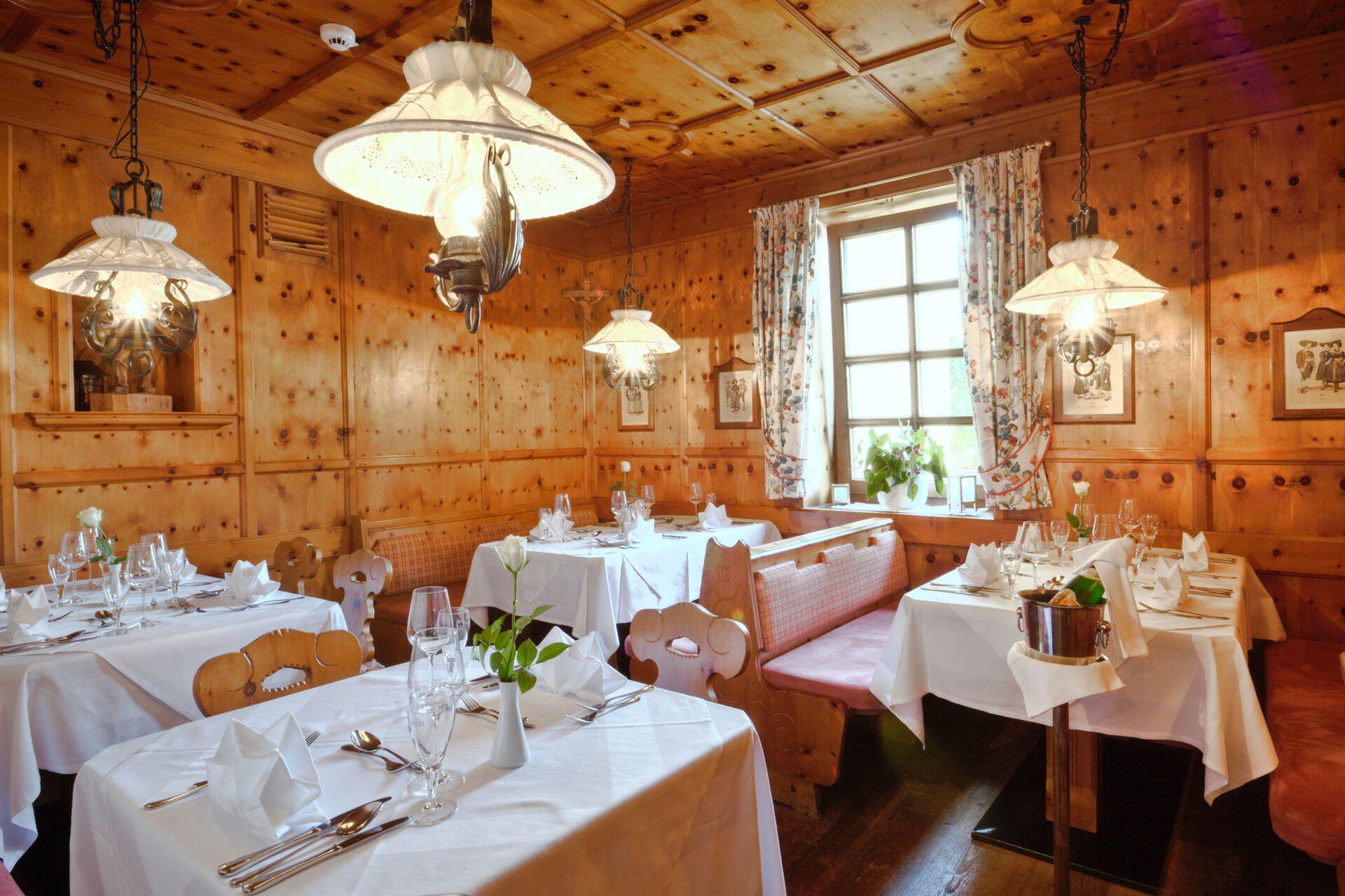 Restaurant im Hotel Der Adler