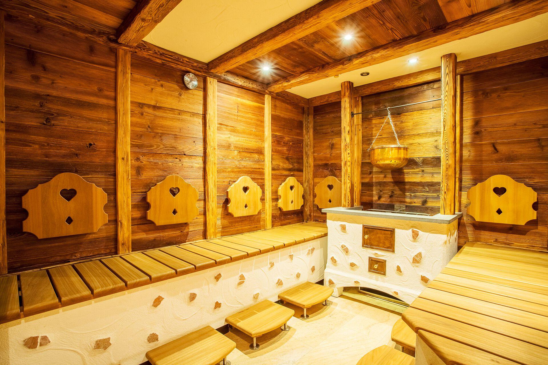 Saunabereich in Ihrem 4 Sterne Hotel Lenz