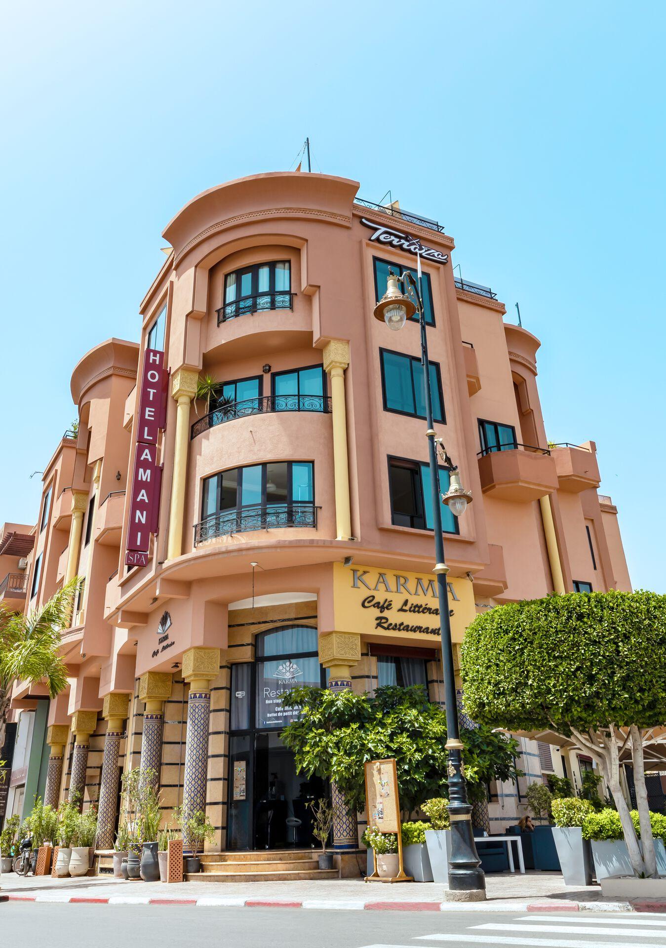 Amani Hotel Appart - 3*