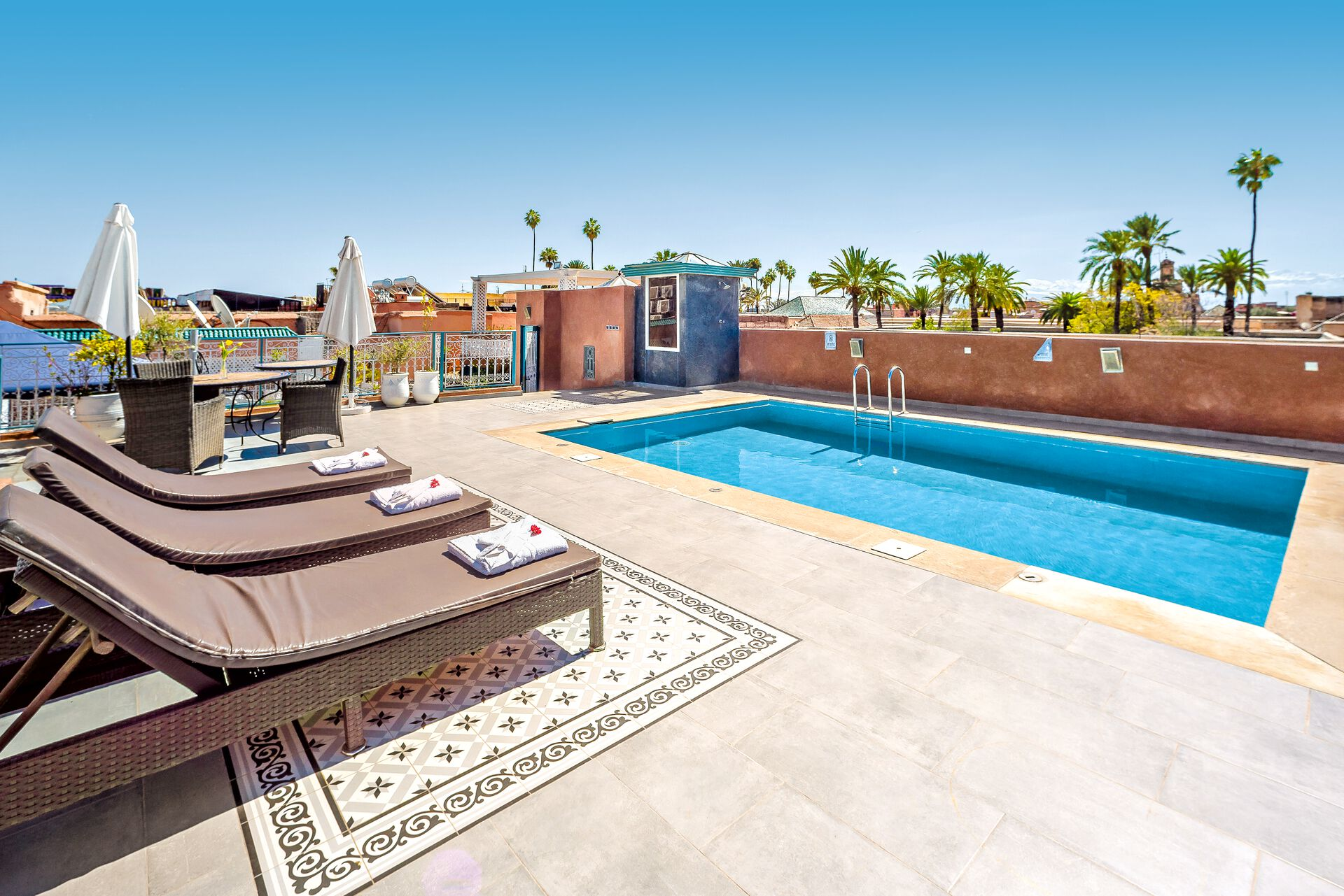 Riad Les Oliviers - 3*