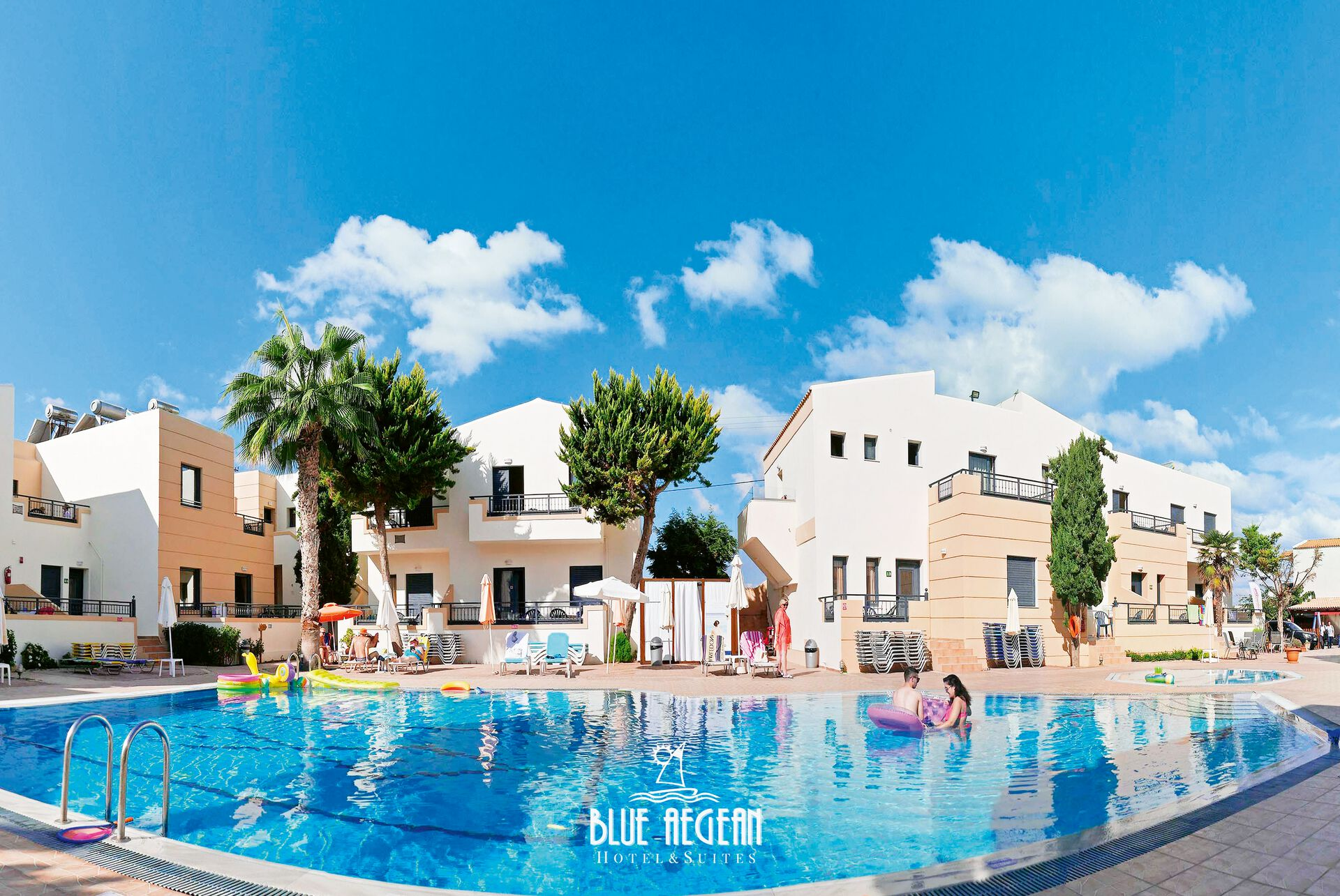 Hôtel Blue Aegean Hotel & Suites 4*