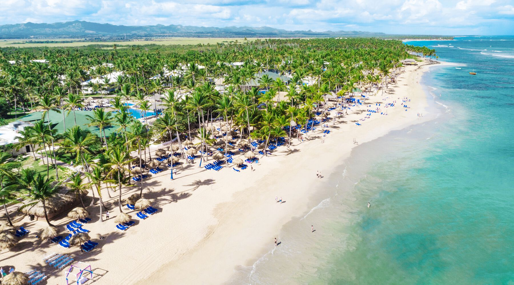 Grand Sirenis Punta Cana Resort & Casino & Aquagames - chambre double