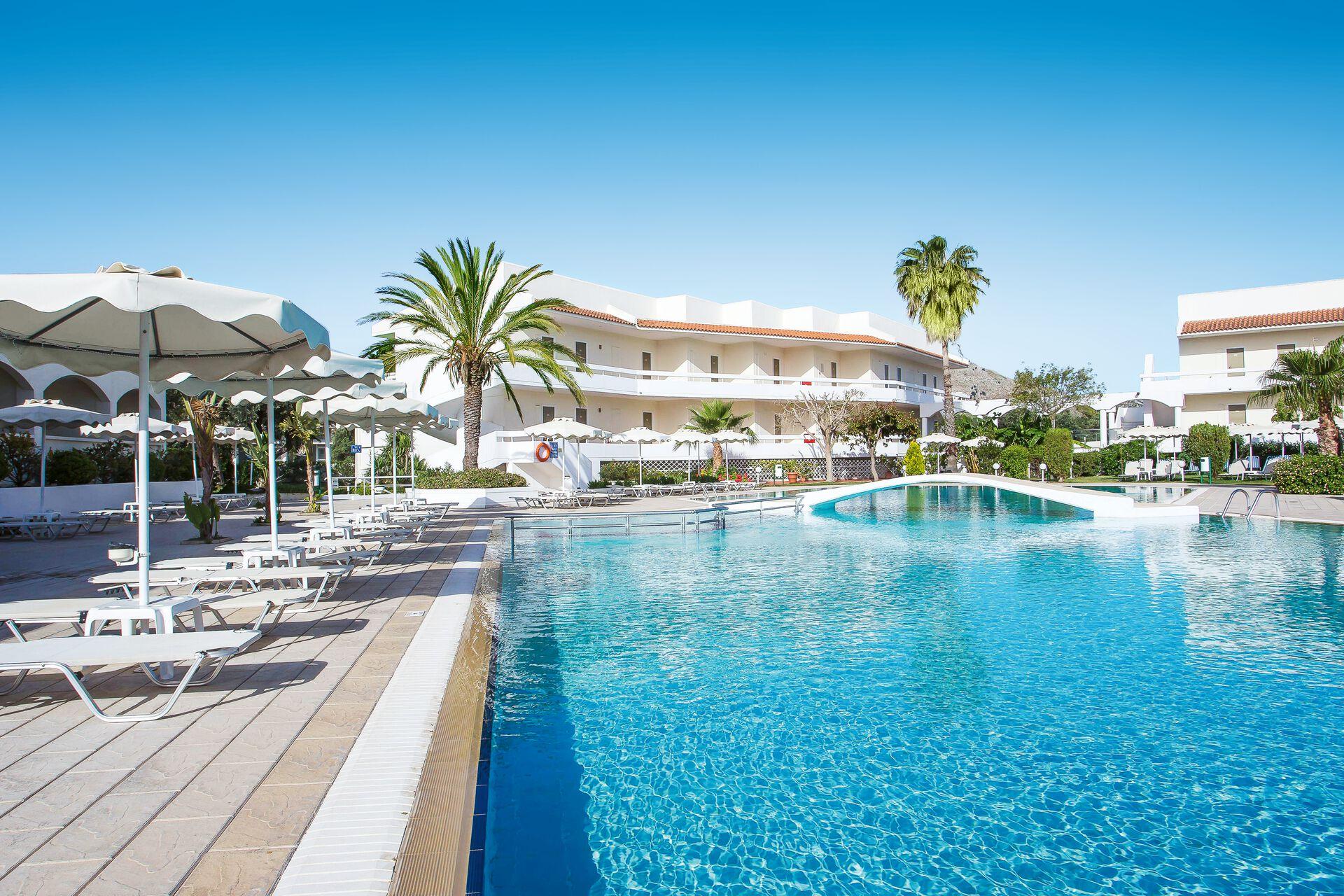 hôtel niriides beach - 4*