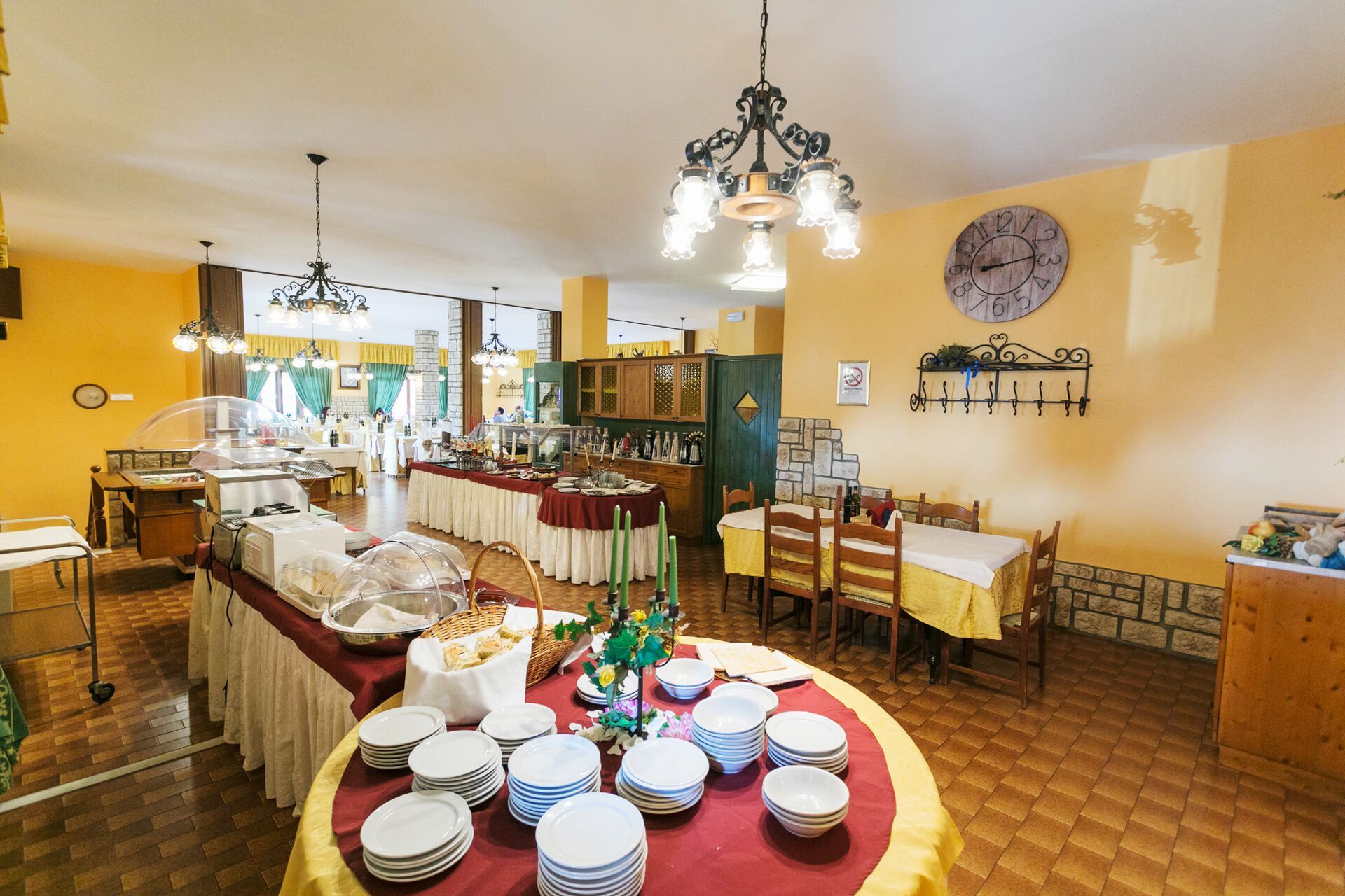Frühstück in Ihrem 3-Sterne-Hotel Belvedere