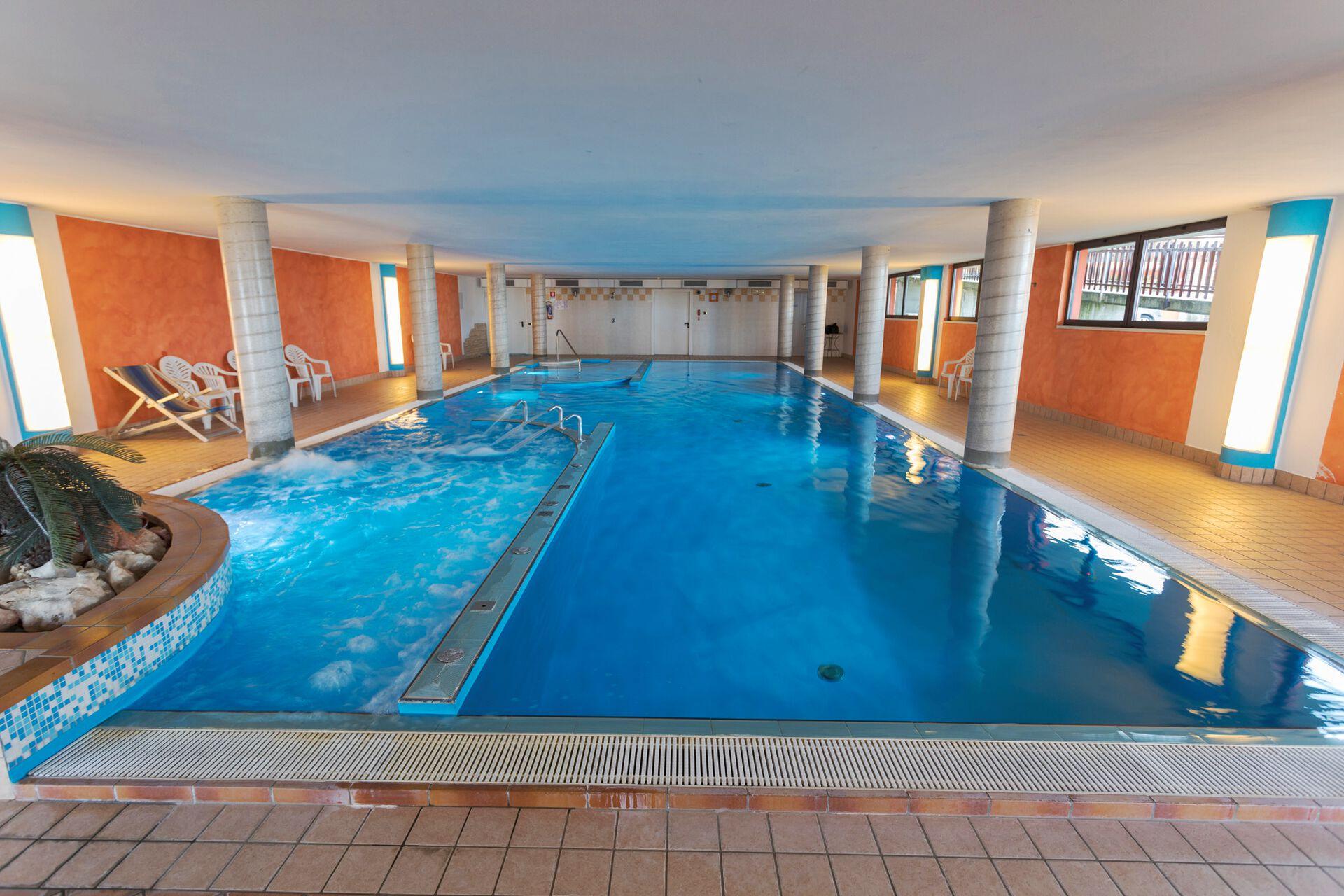 Hallenbad in Ihrem 3-Sterne-Hotel Belvedere