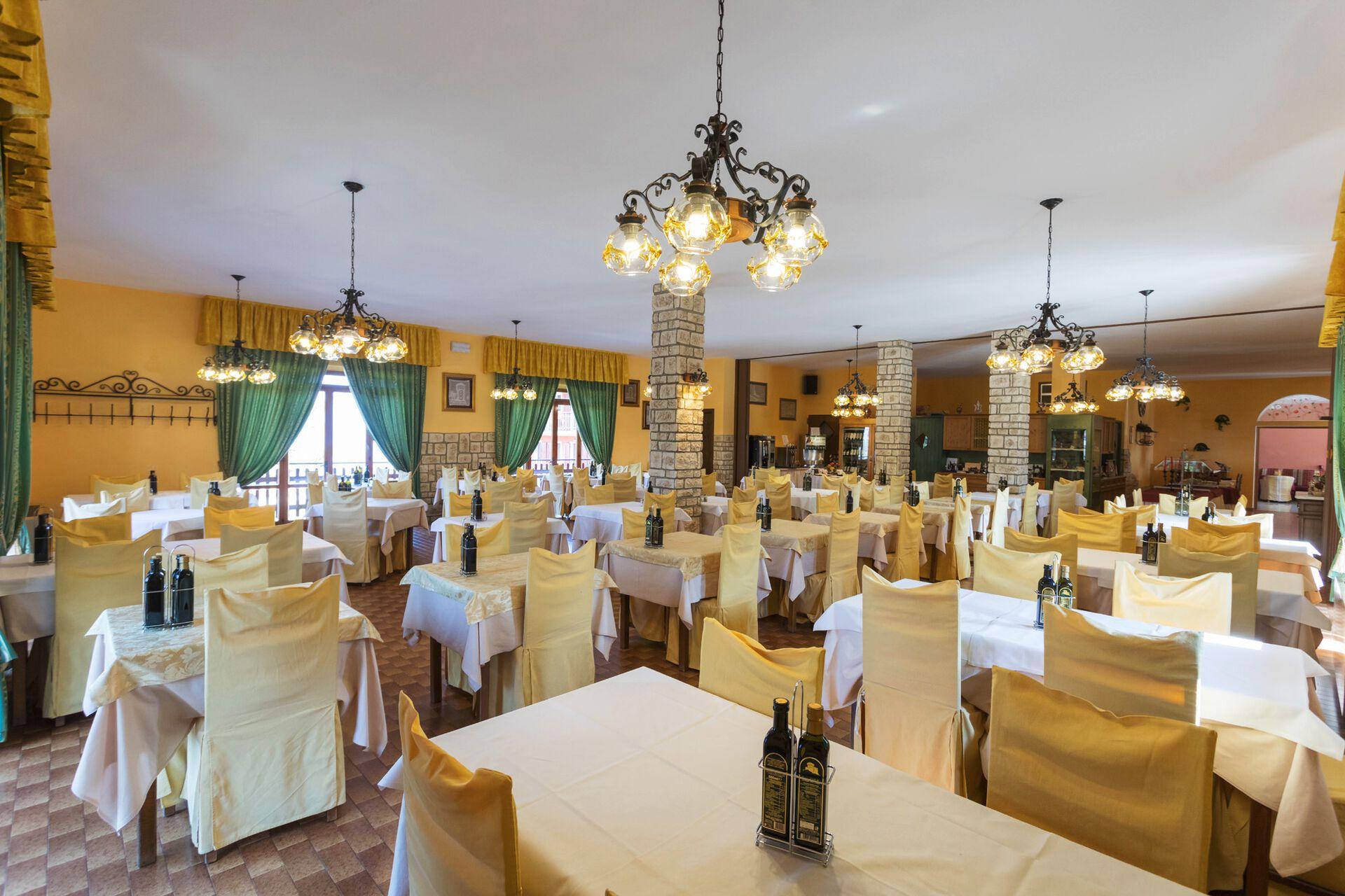 Restaurant in Ihrem 3-Sterne-Hotel Belvedere