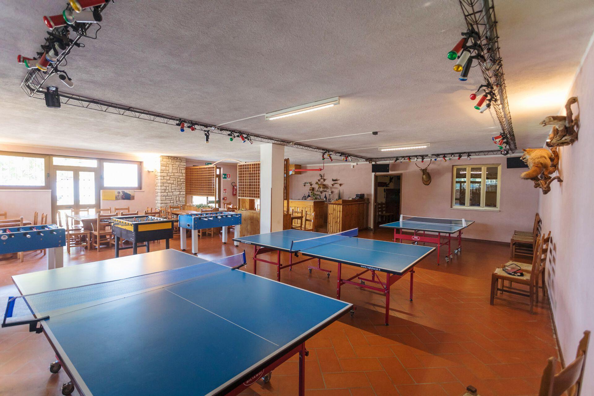 Spielzimmer in Ihrem 3-Sterne-Hotel Belvedere