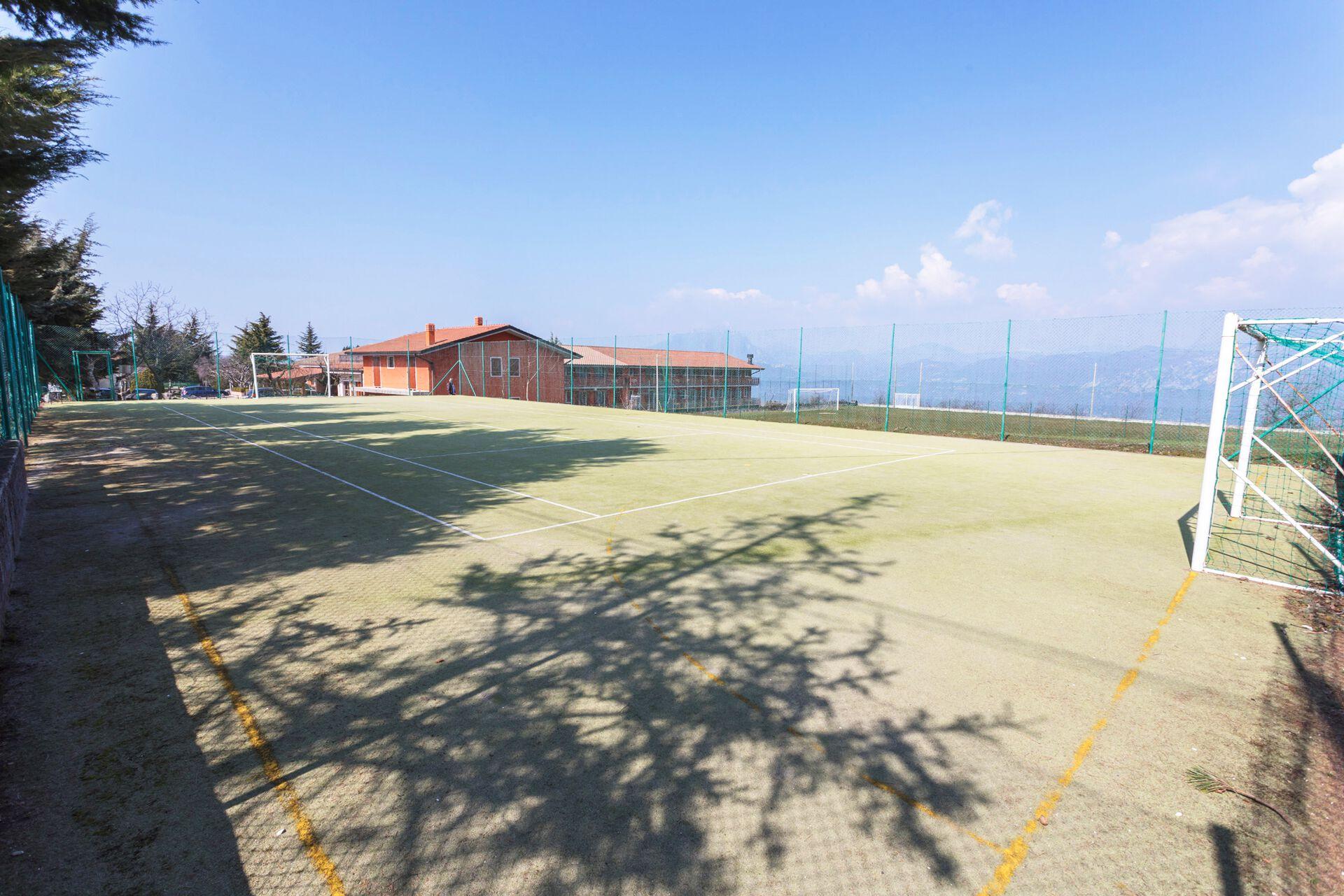 Tennisplatz in Ihrem 3-Sterne-Hotel Belvedere