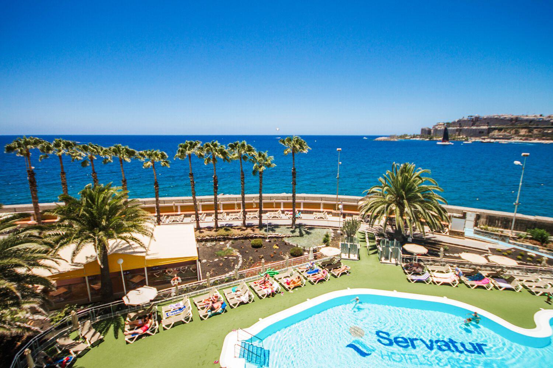 Séjour Las Palmas - Aparthotel Servatur Green Beach - 3*