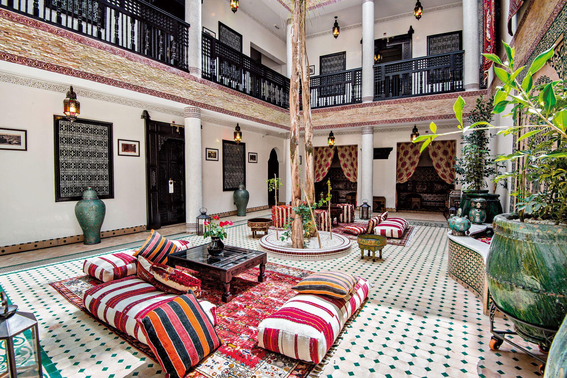 Séjour Marrakech - Ryad Art Place - 5*